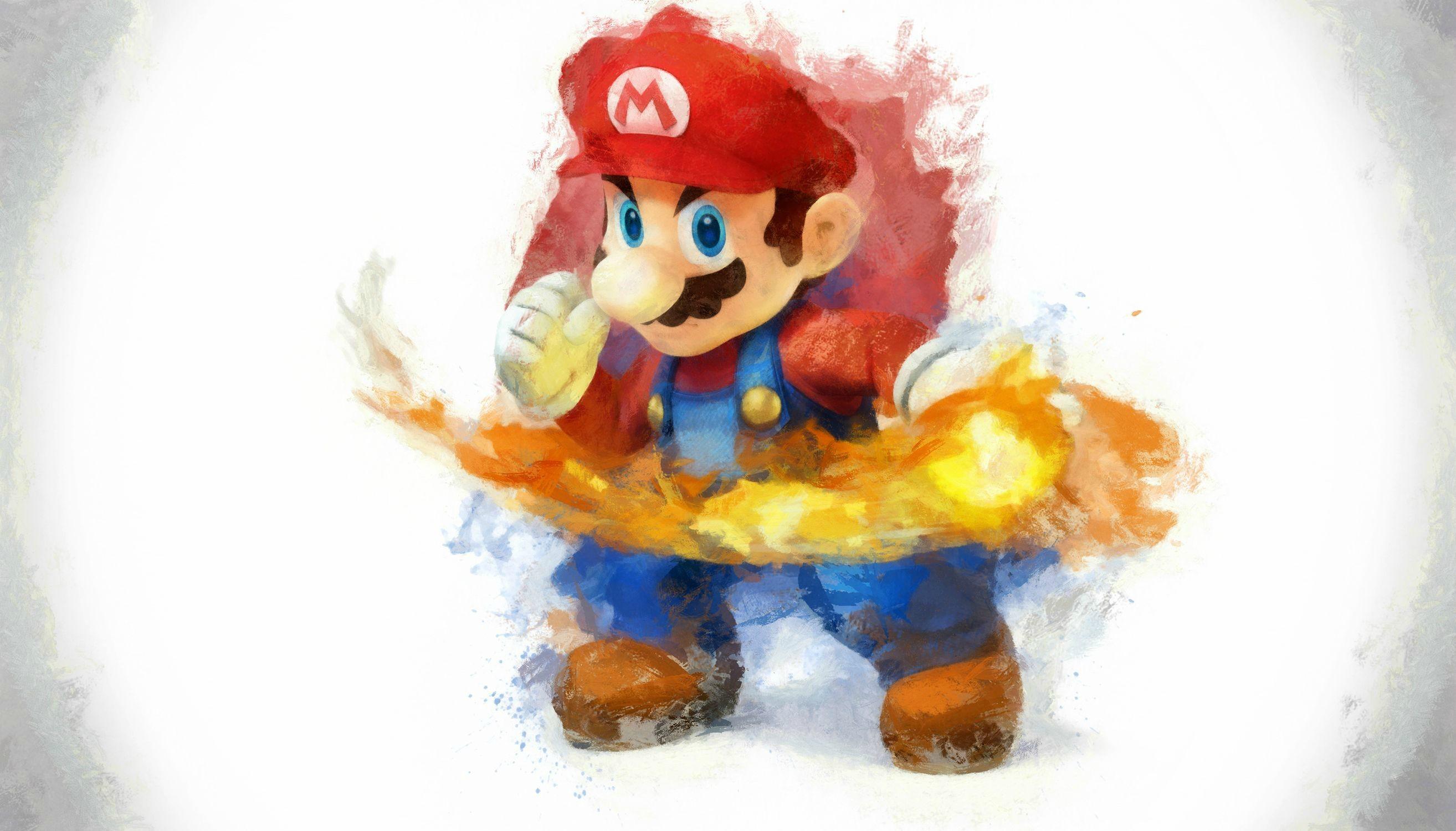 Full HD Super Mario Bros , Stacy Lawry
