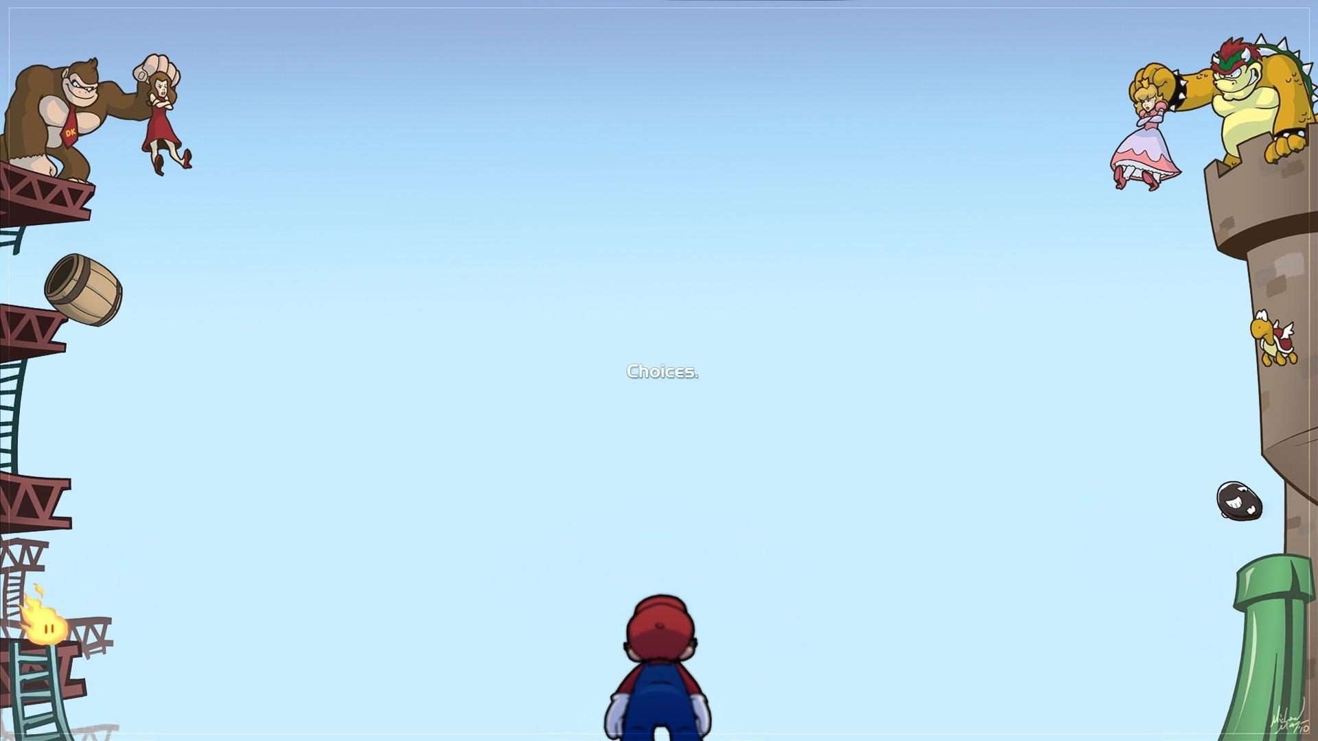 Download Super Mario Bros HD:94-WHN Wallpapers, HD5