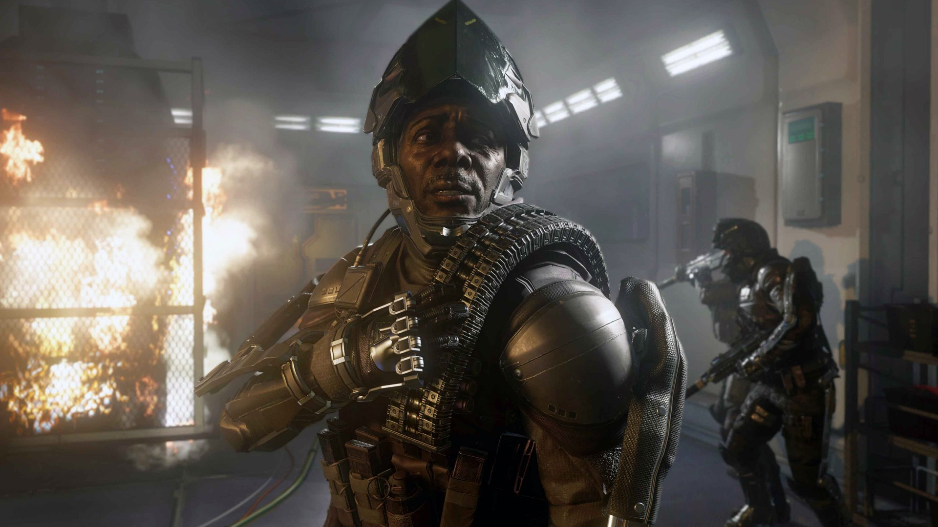 Call Of Duty: Advanced Warfare, Video Games, Video Game Characters