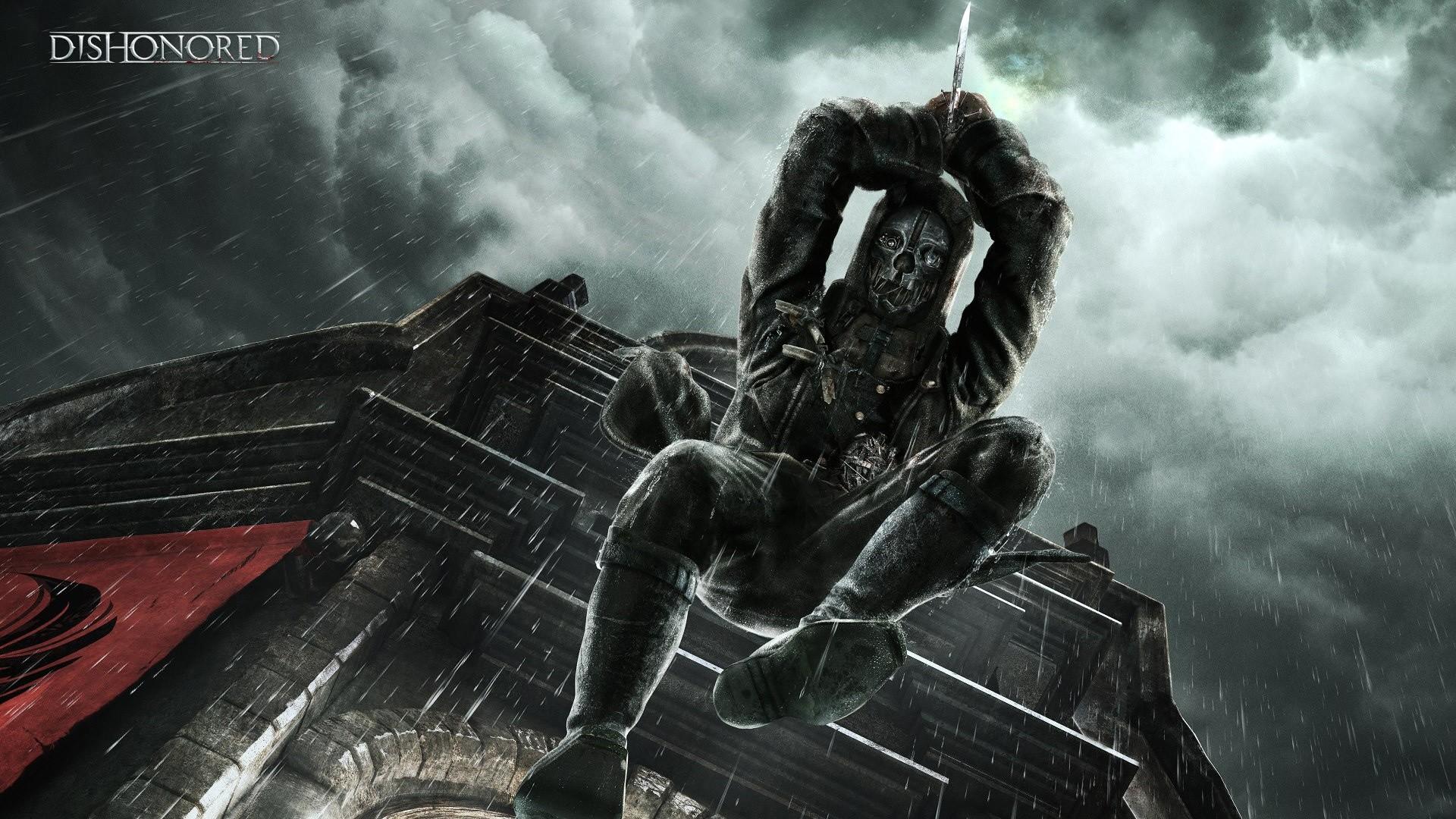 wallpaper e fotos em HD: dishonored video game