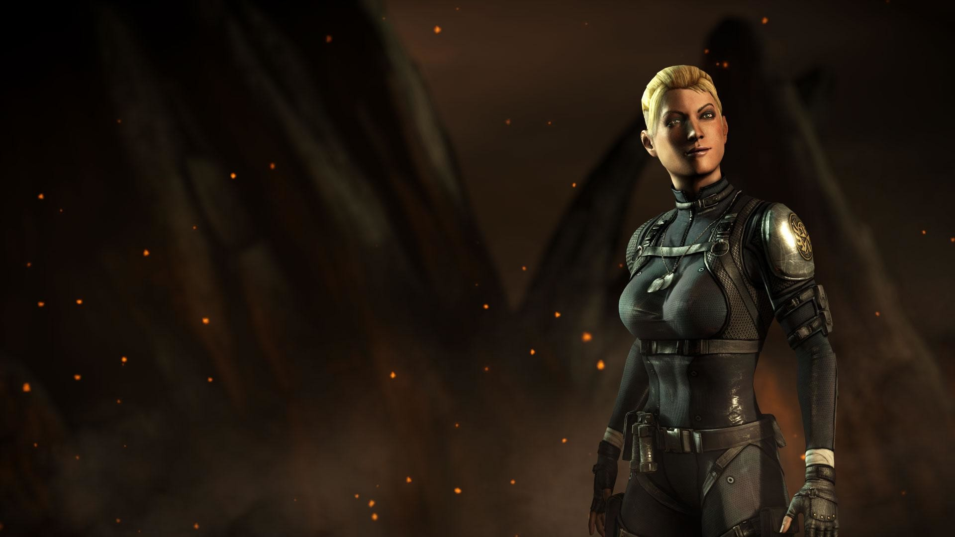 Cassie Cage Mortal Kombat X Characters Wallpapers HD