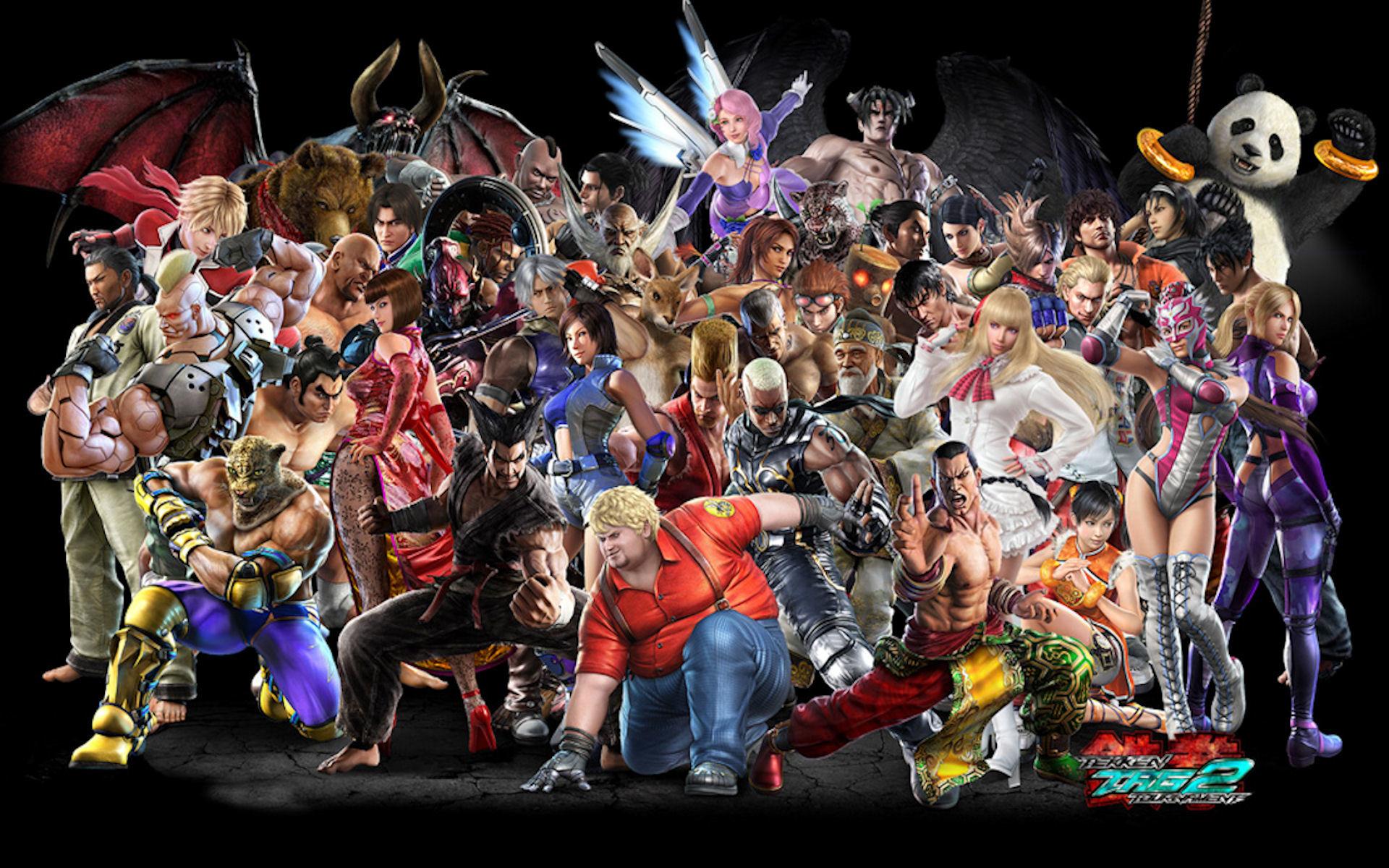 Tekken Tag Tournament 3 HD Wide Wallpaper for Widescreen (65 Wallpapers) –  HD Wallpapers