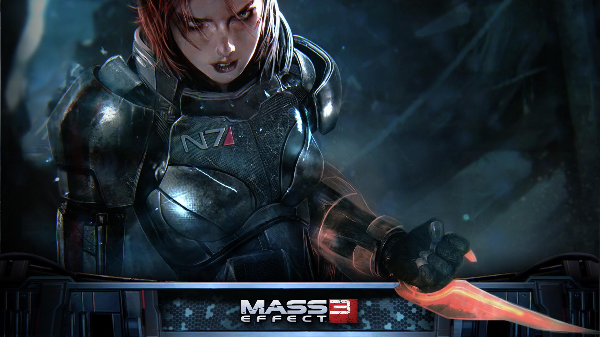 Mass Effect – Commander Shepard – wallpaper-011-femshep-1920×1080