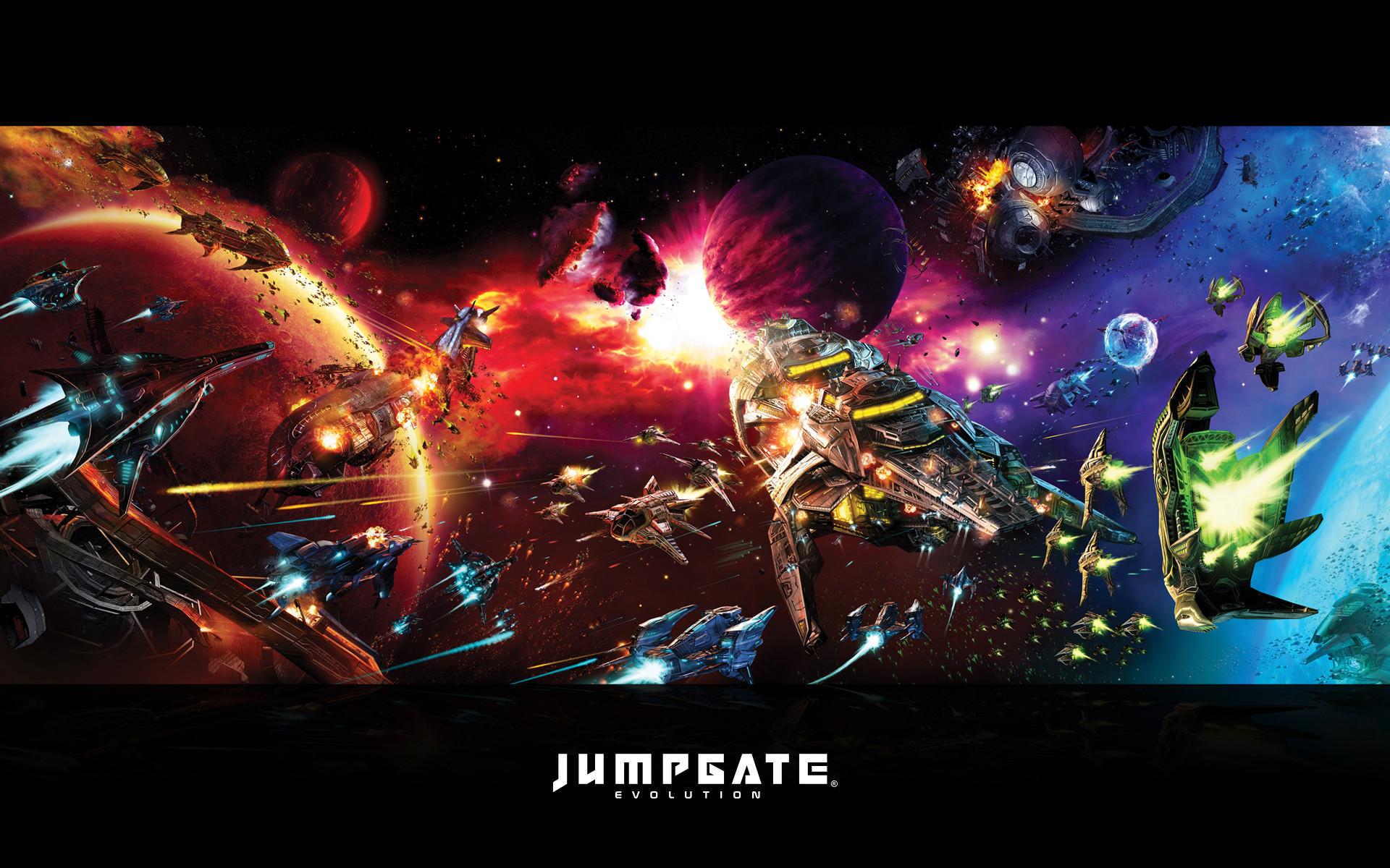 Epic Space Combat [wide]
