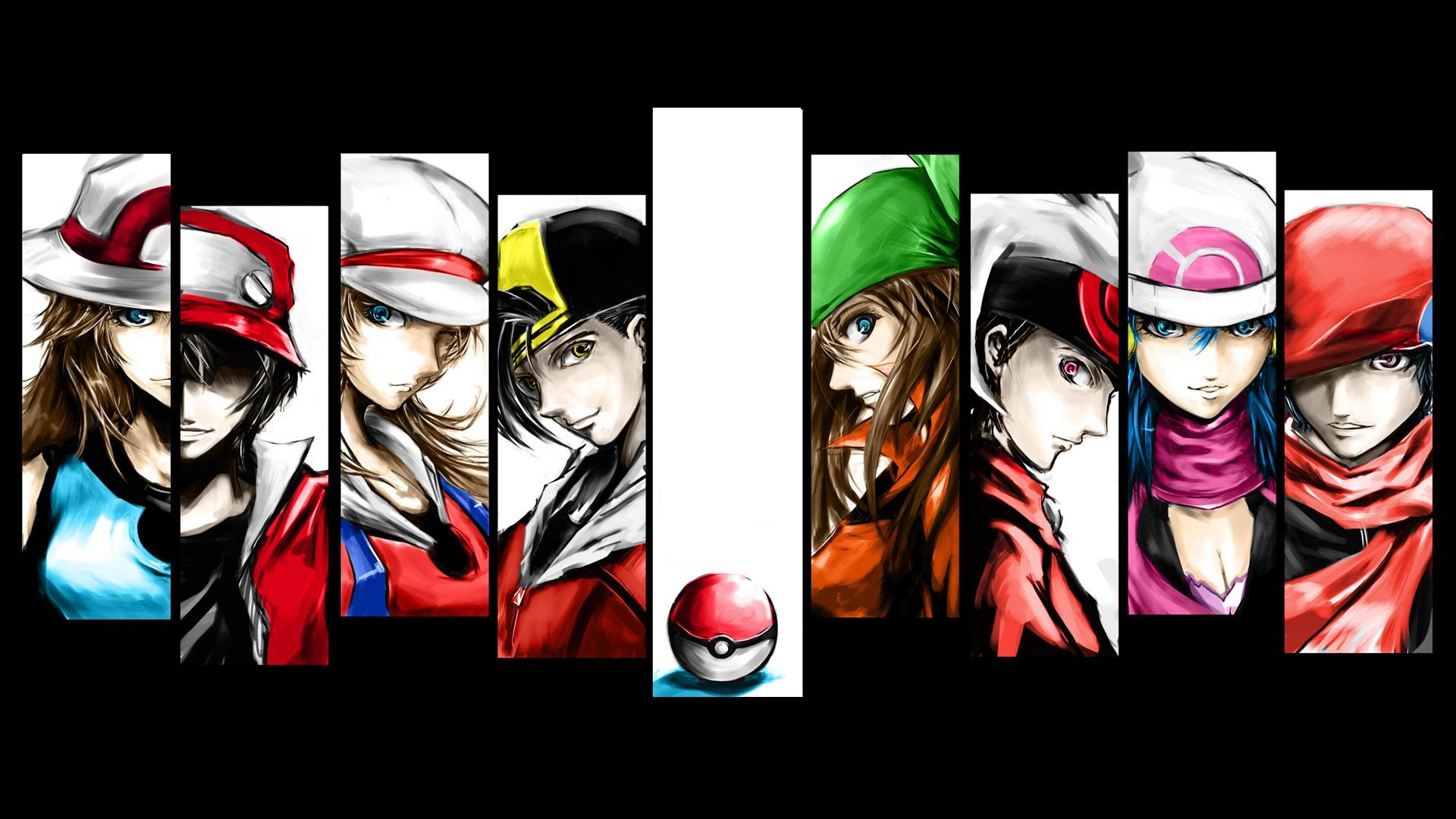 Anime РPok̩mon Wallpaper
