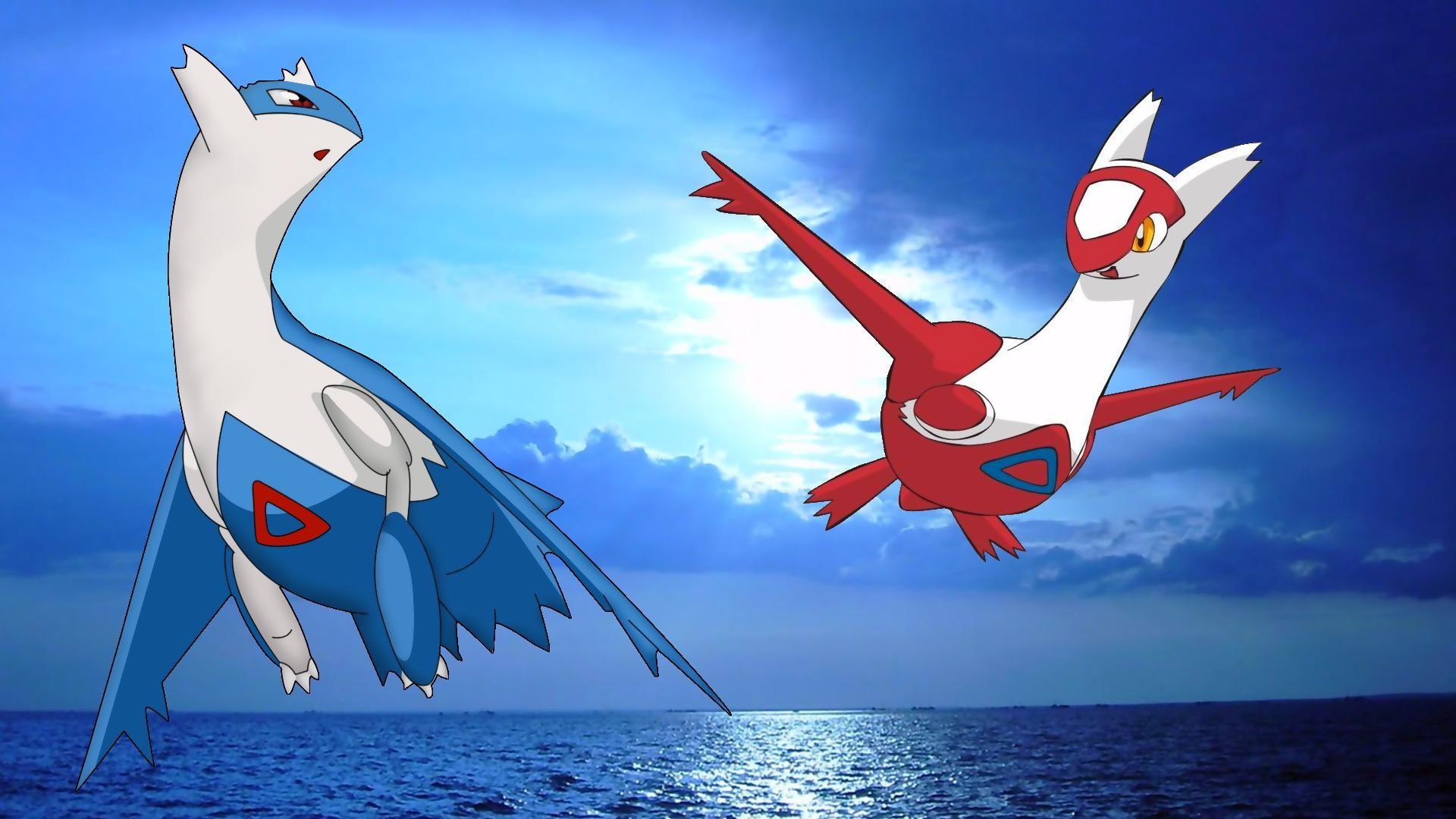 Images For > Pokemon Latias Wallpaper