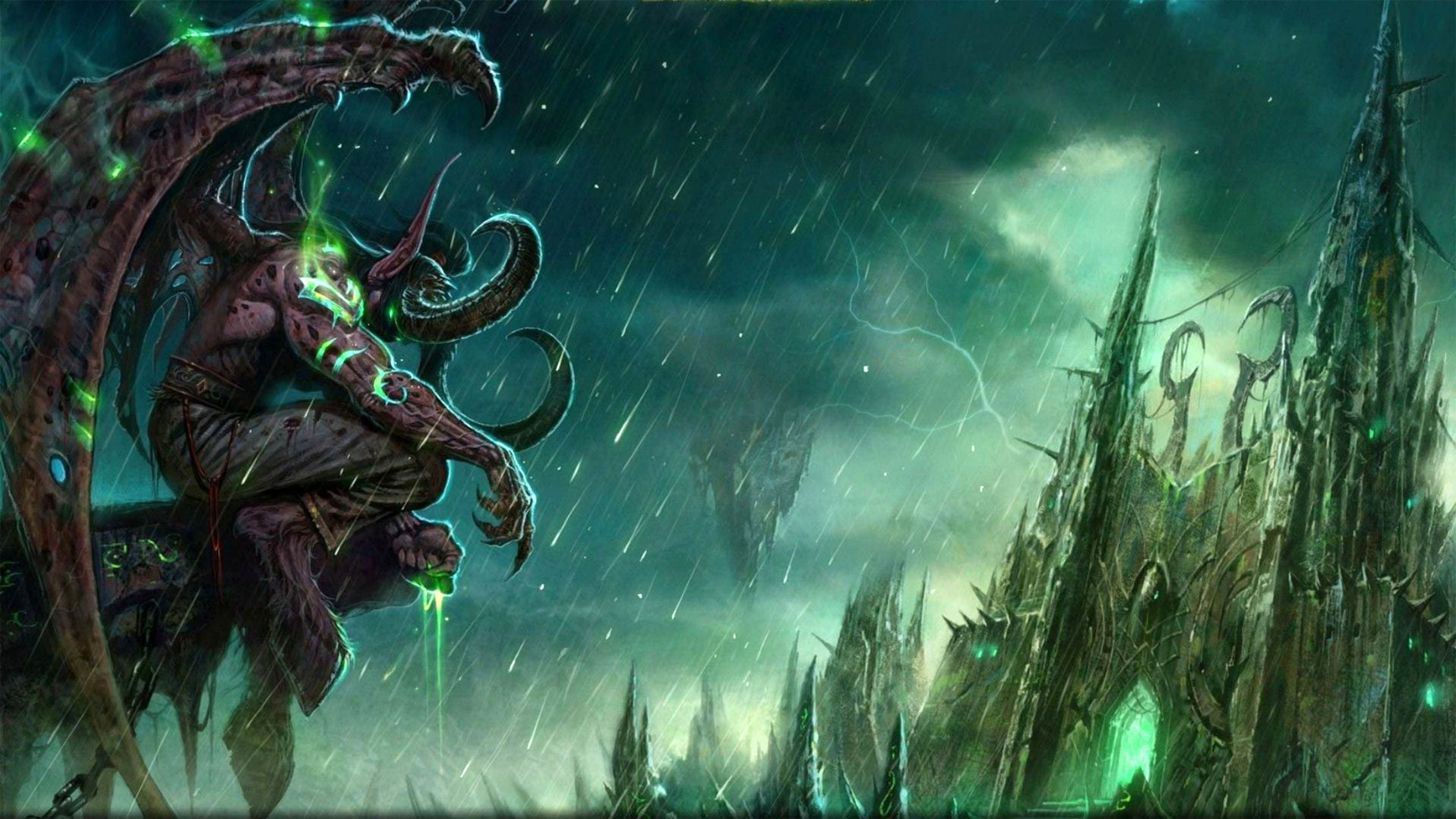 World of Warcraft: Legion wallpaper