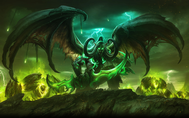 2016 World Of Warcraft Legion