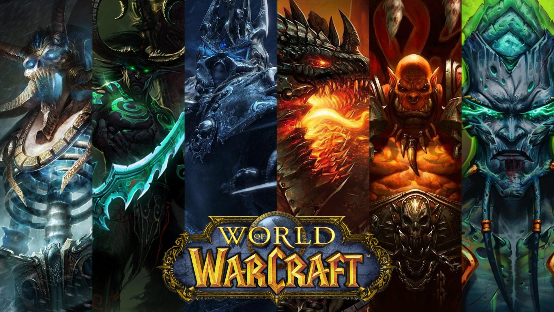 ImageSomeone requested an updated WoW Wallpaper, here's what I came up with.