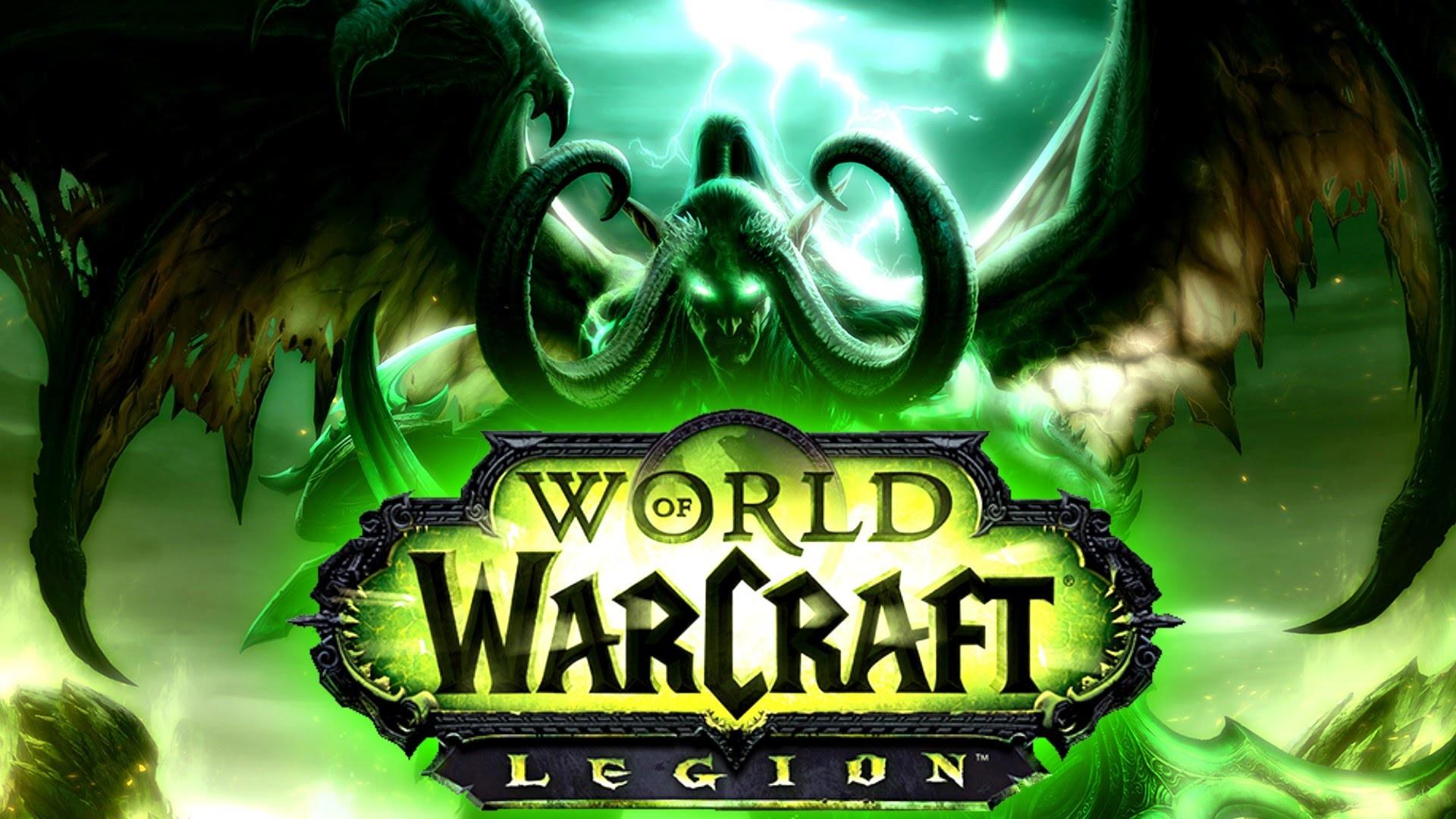 76 Wow Legion