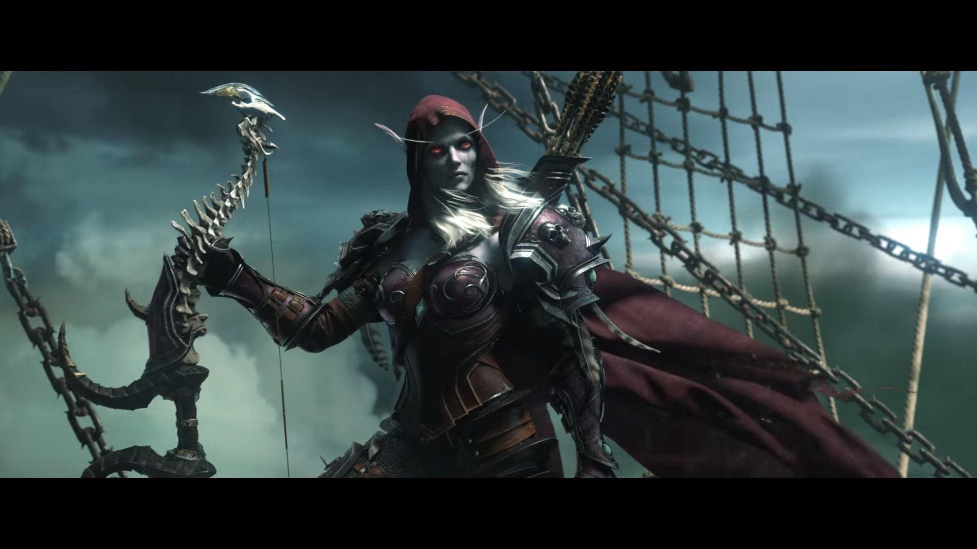 World Of Warcraft Legion photo