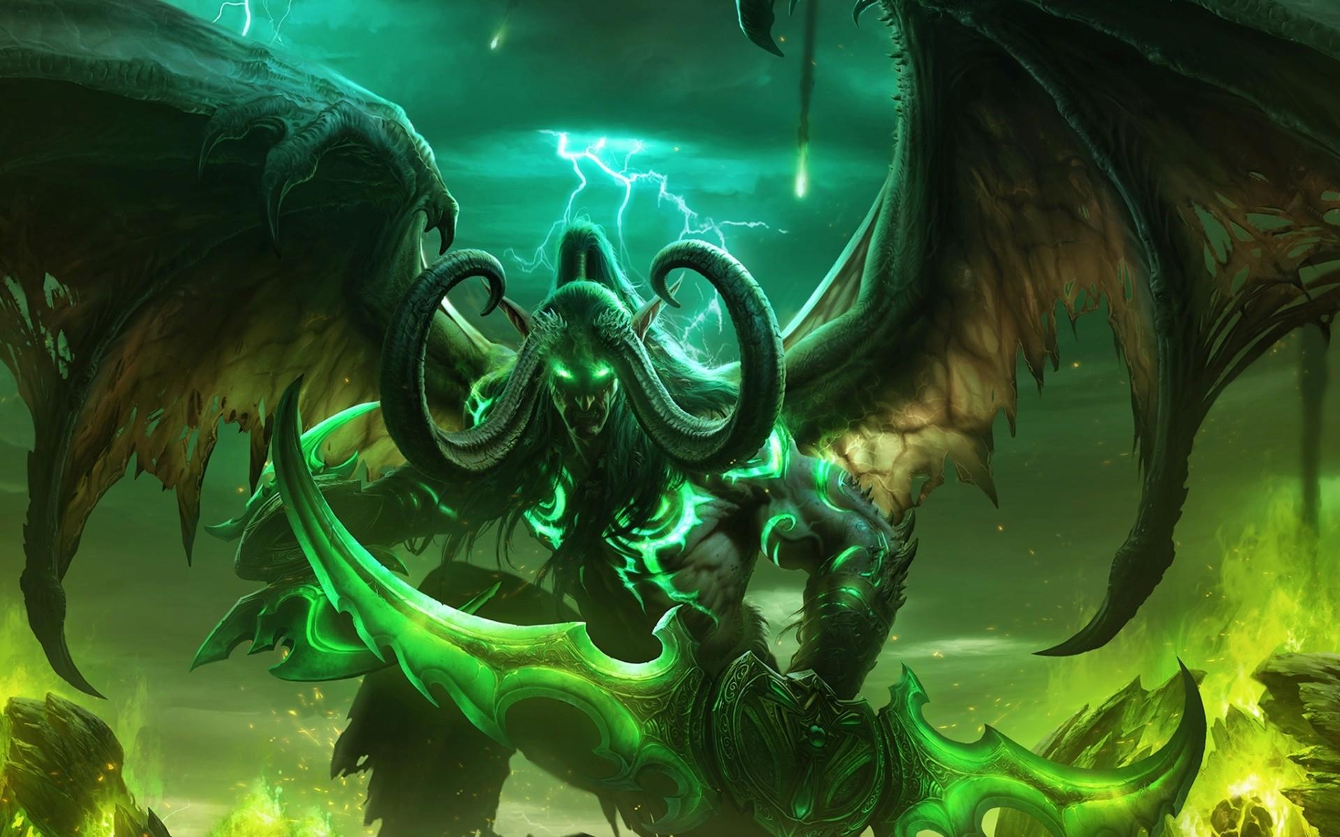 World Of Warcraft Legion 2016