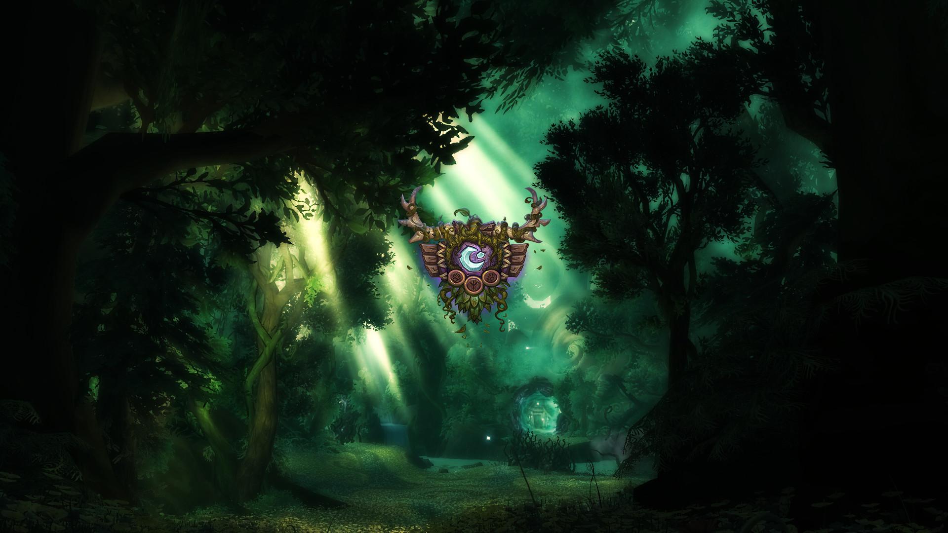 World Of Warcraft: Legion, Druid, Blizzard, Artwork