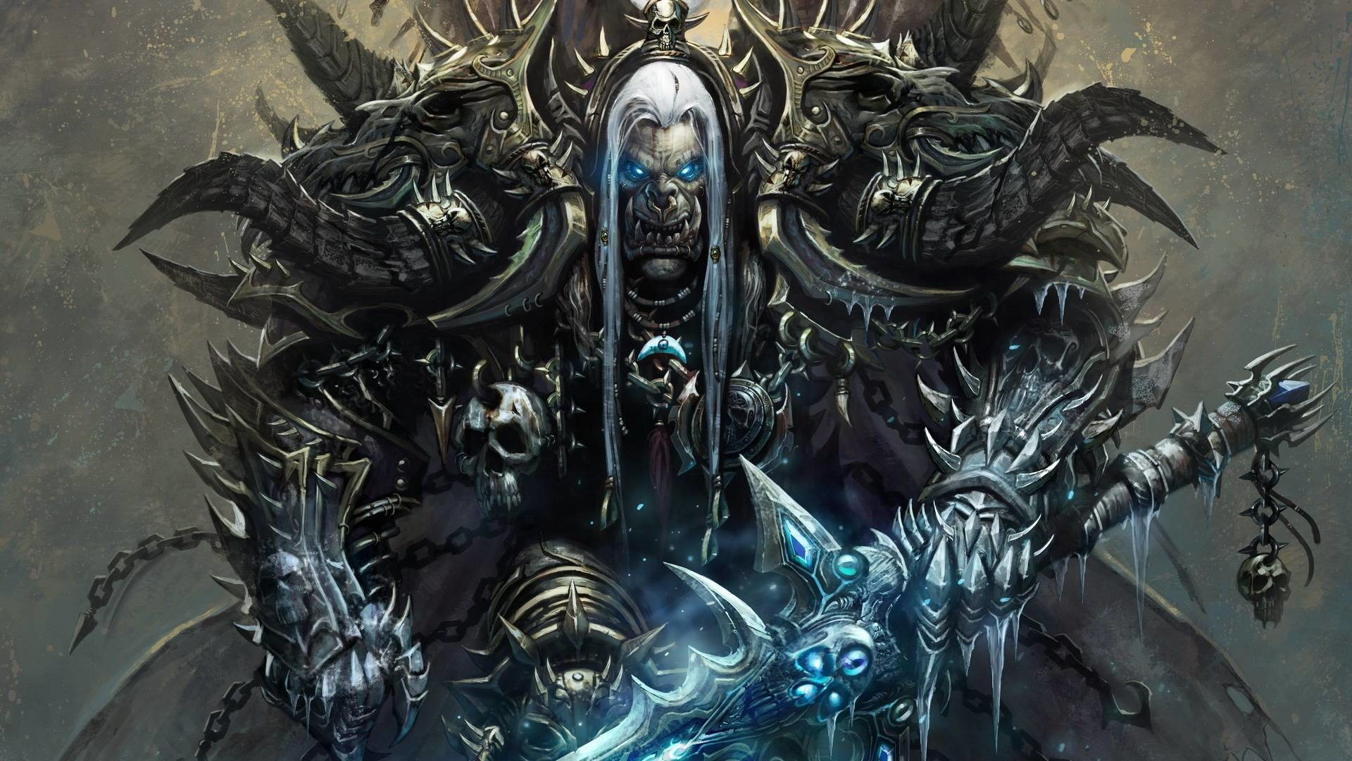 World Of Warcraft Warlords Of Draenor HD Wallpapers