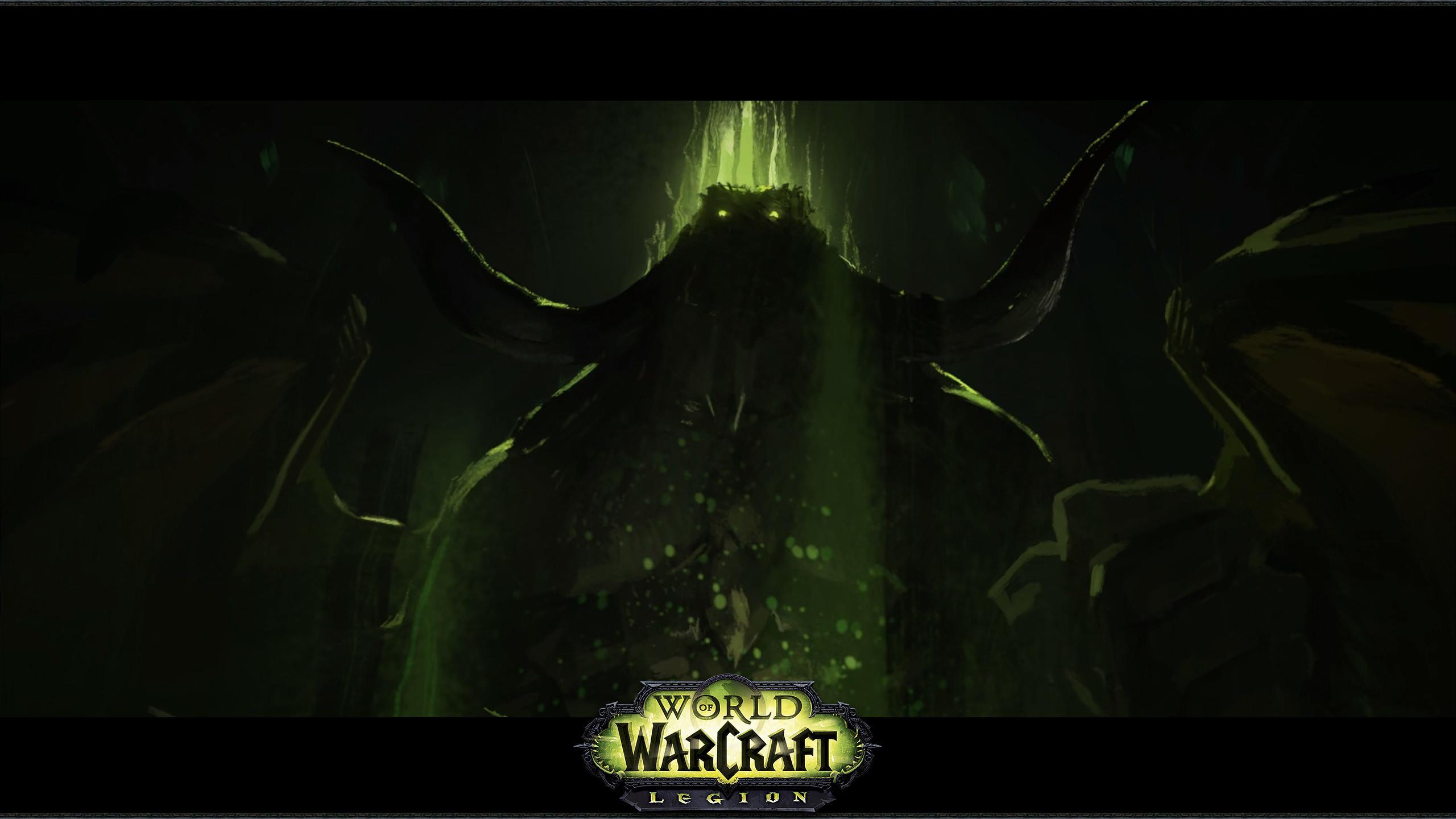WoW Legion – Cinematic Wallpaper – Demonlord