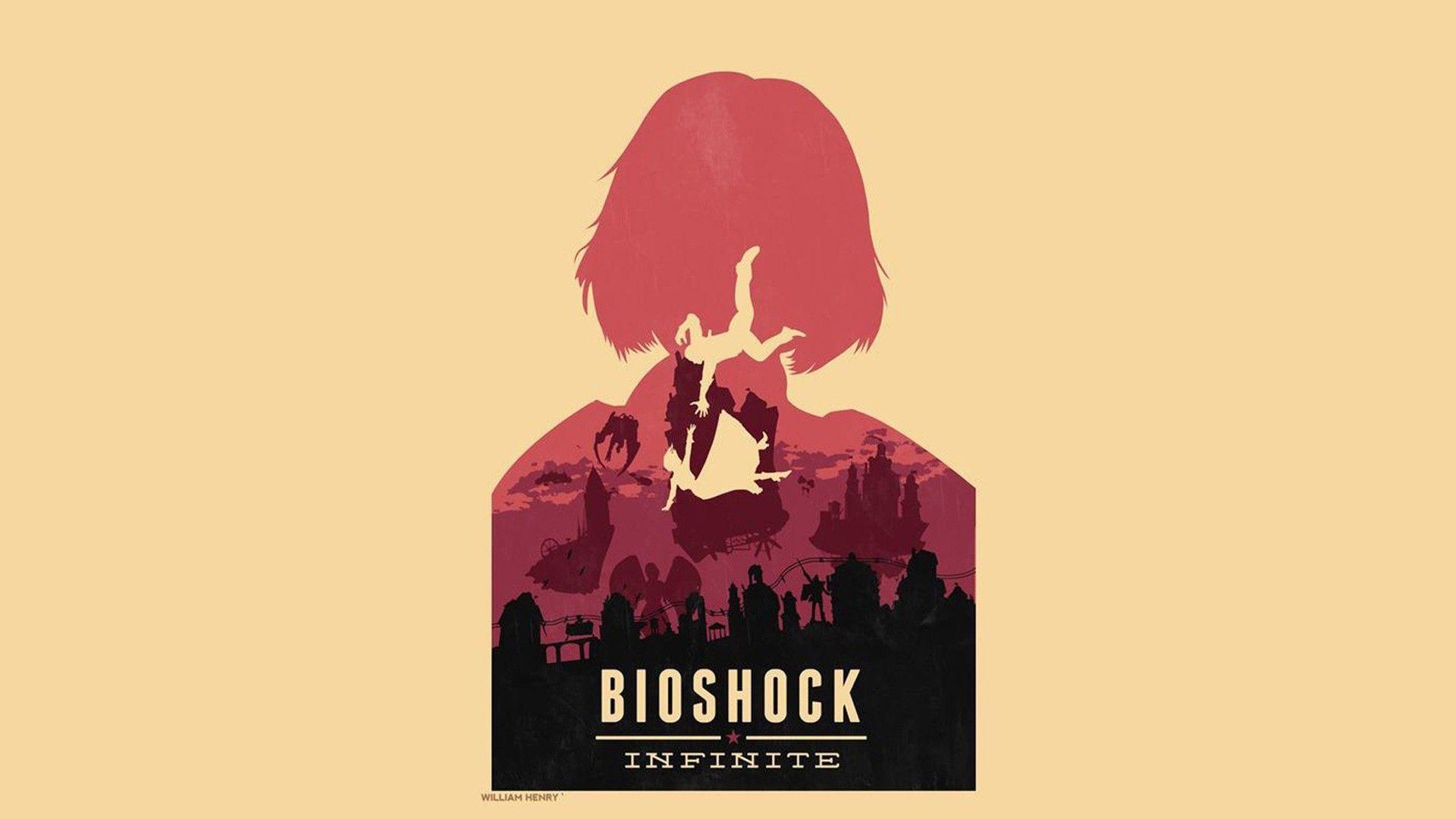 183 Bioshock Infinite Wallpapers | Bioshock Infinite Backgrounds .