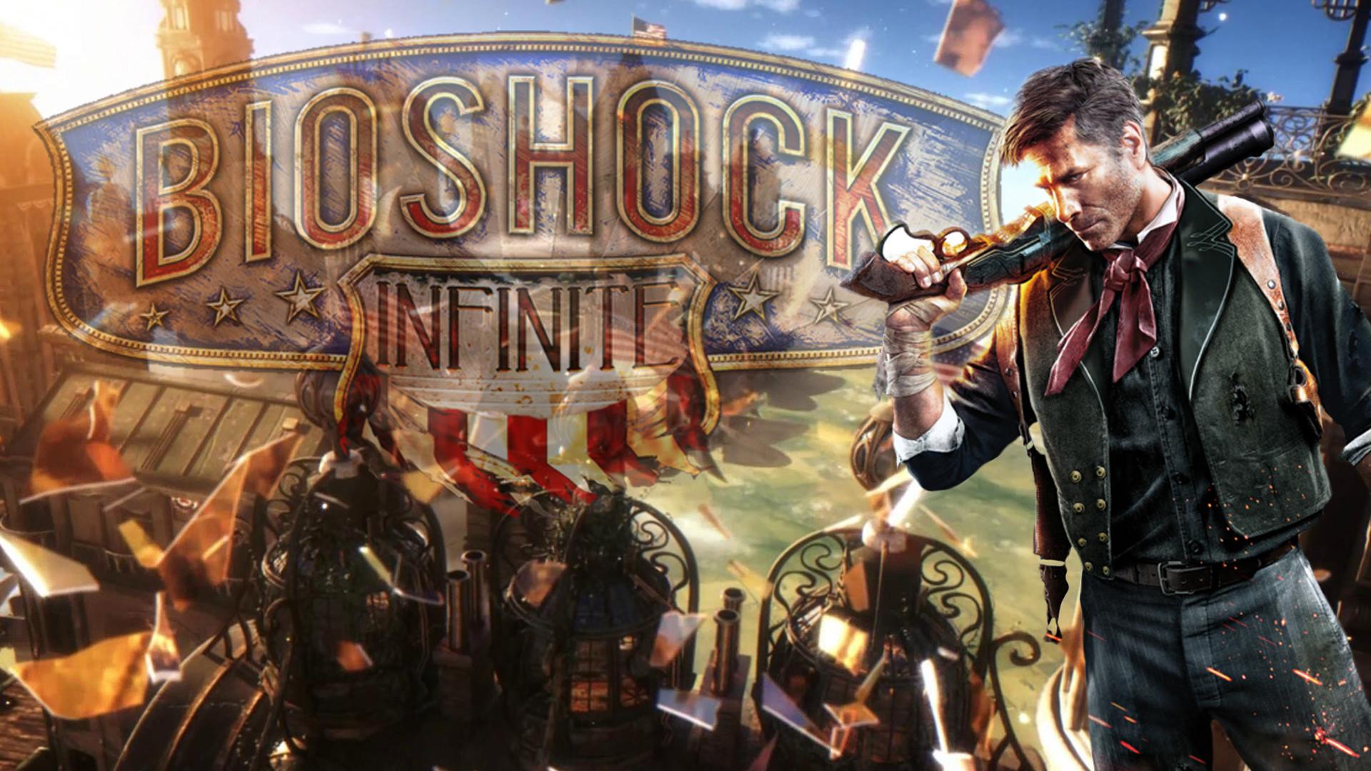 BioShock Infinite Wallpaper by RazaK335 on DeviantArt
