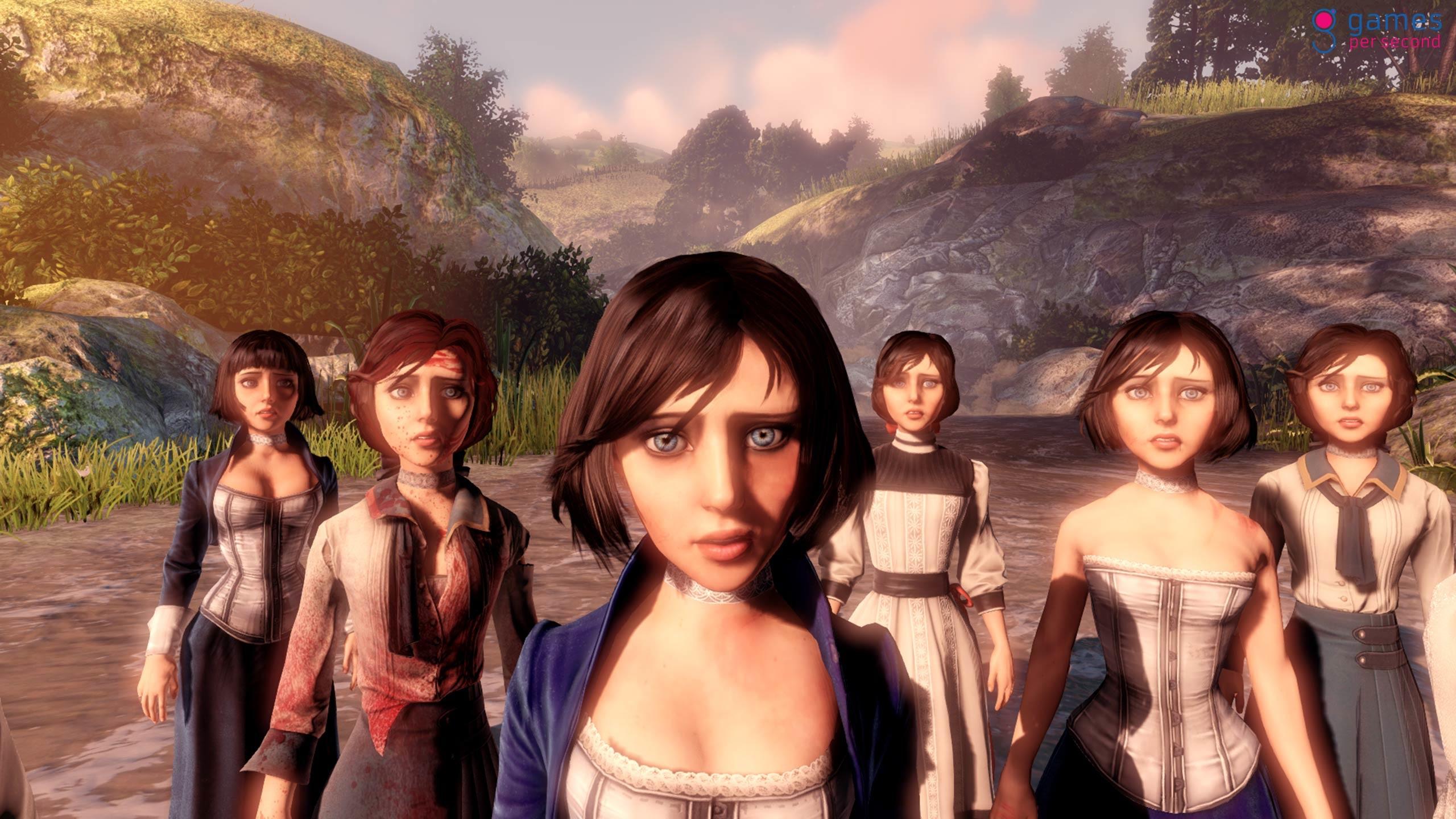 Best of BioShock Infinite Elizabeth gallery (Extra large wallpapers) –  Games Per Second