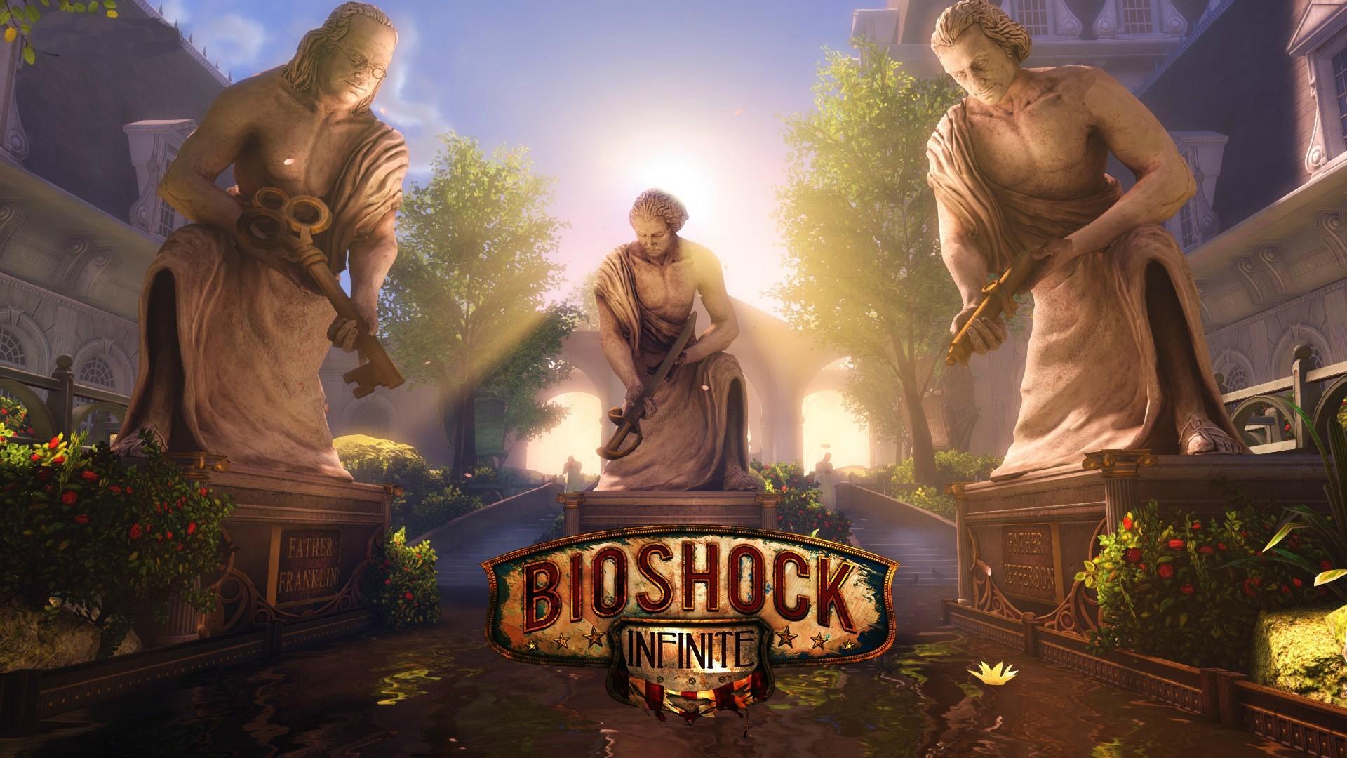 Bioshock Infinite Songbird Wallpaper by LeagueWallpapers 1024×576 Bioshock  Infinite Wallpaper (36 Wallpapers)