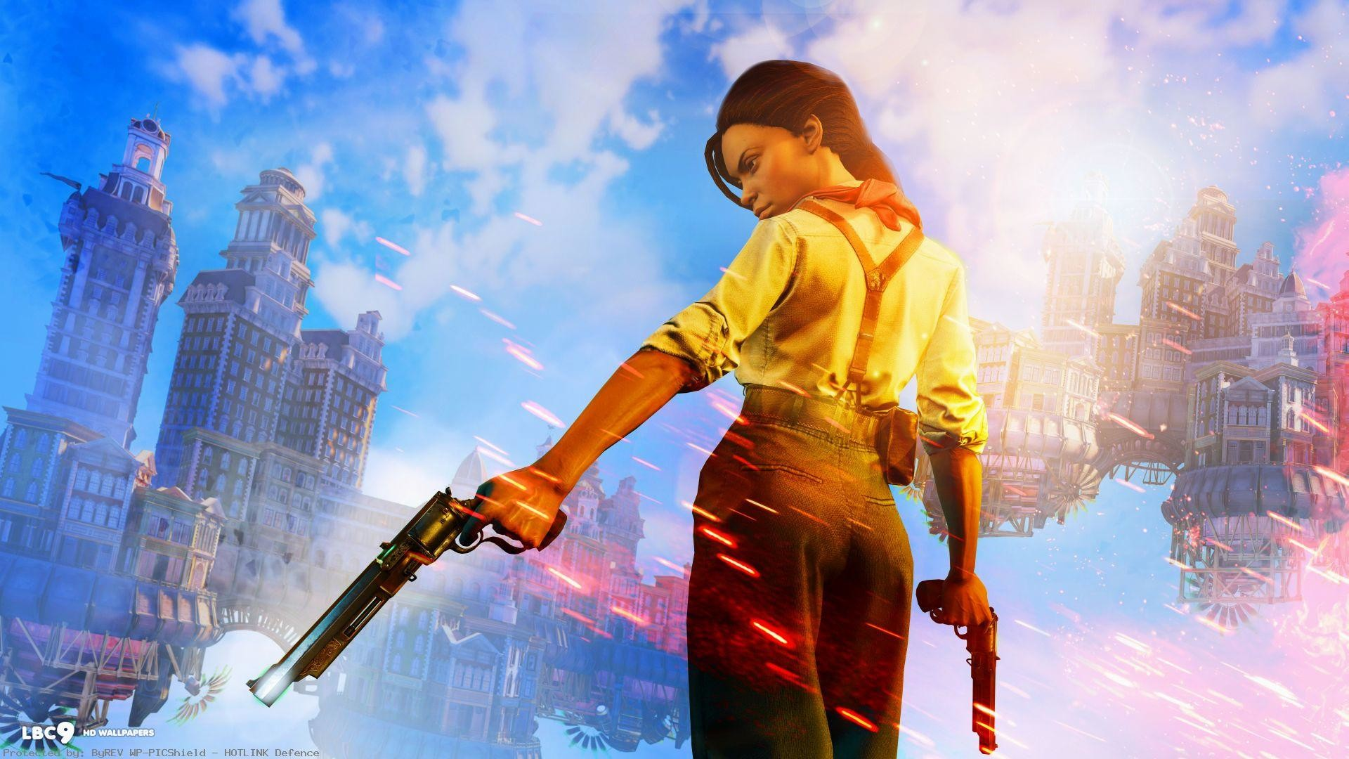 Daisy-Fitzroy-bioshock-infinite-and-first-person-shooter-