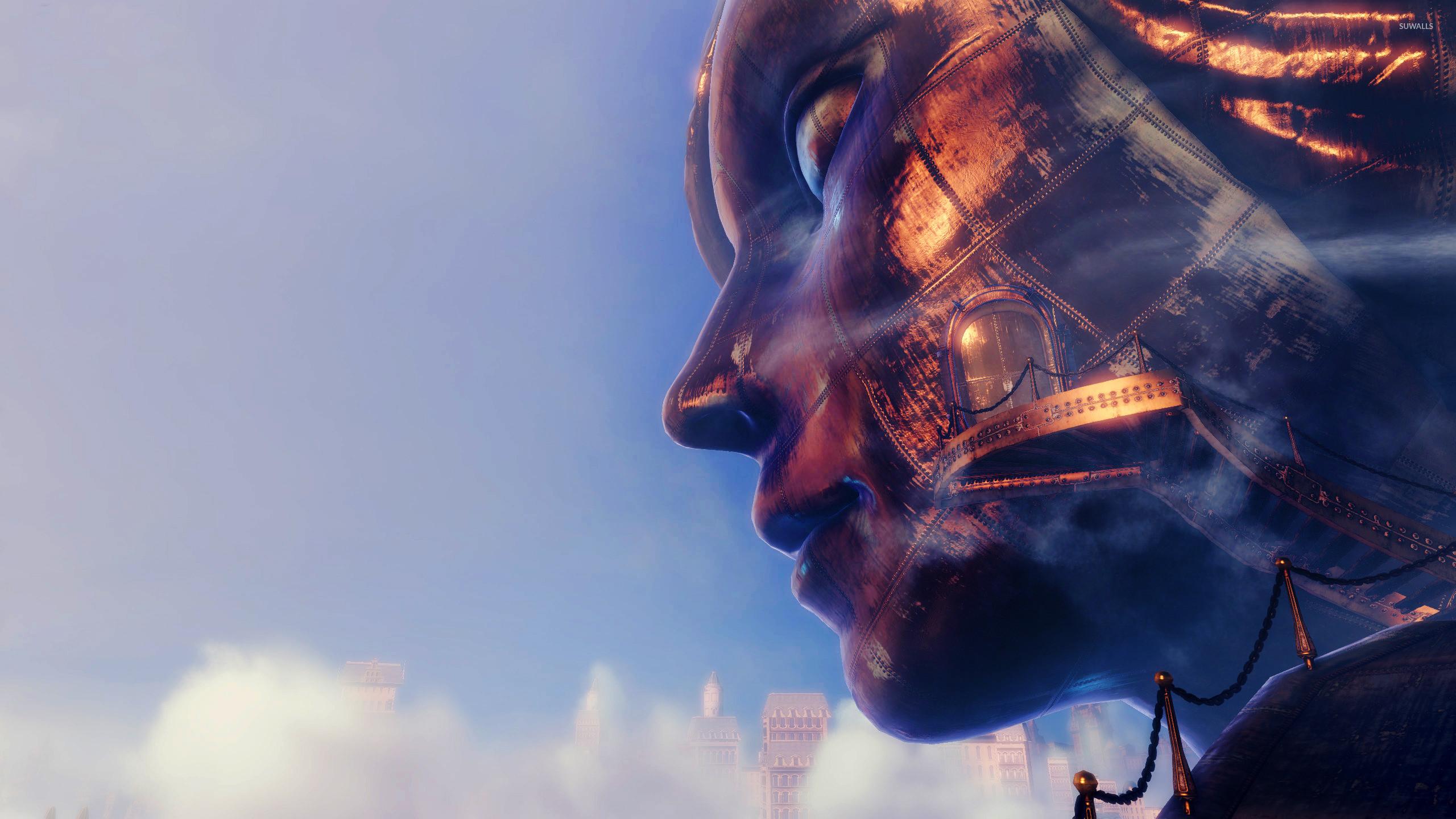 BioShock Infinite [14] wallpaper jpg