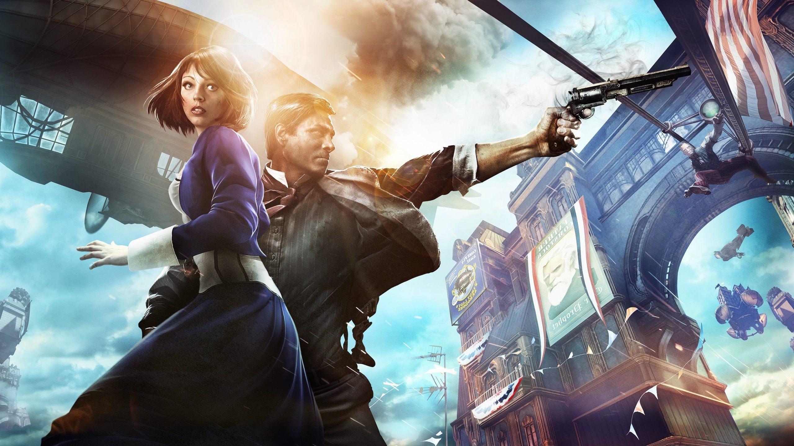 BioShock, BioShock Infinite, Video Games Wallpapers HD / Desktop and Mobile  Backgrounds