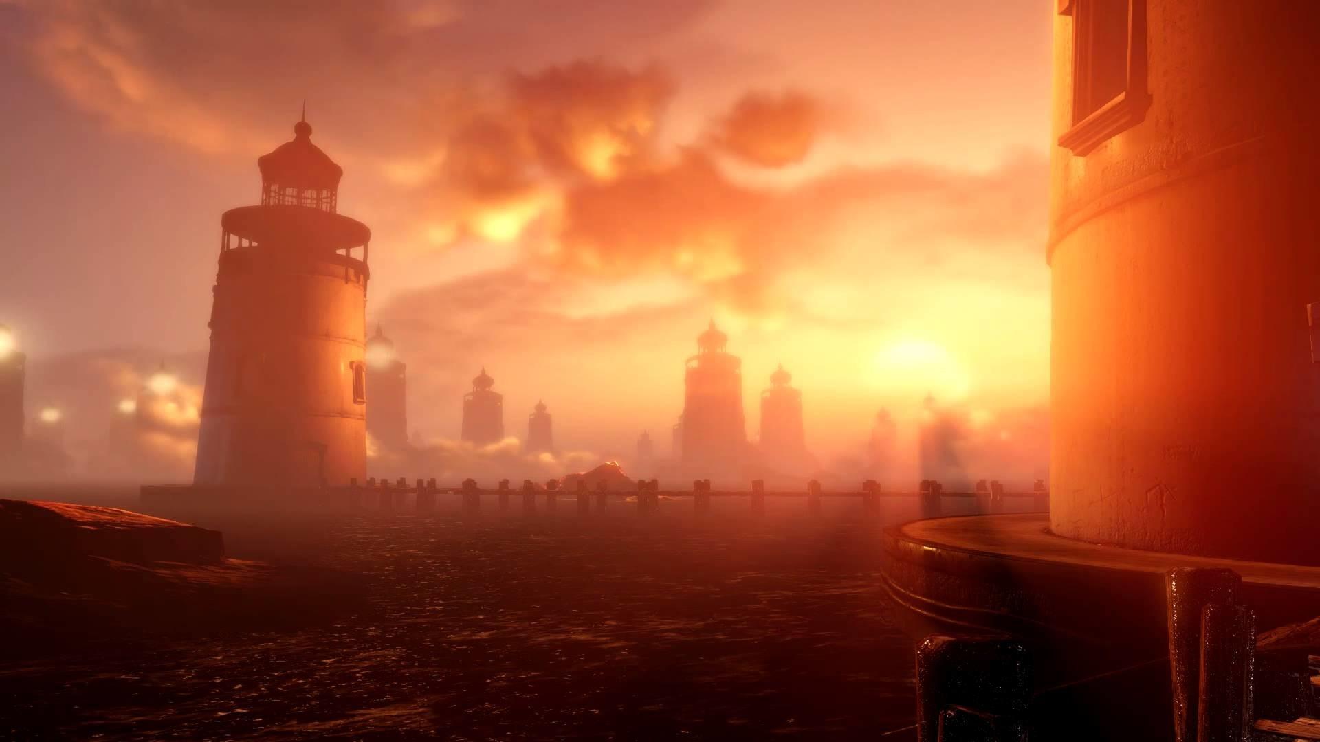 DreamScene [Live Wallpaper] – Bioshock Infinite – Lighthouse (1080p) –  YouTube