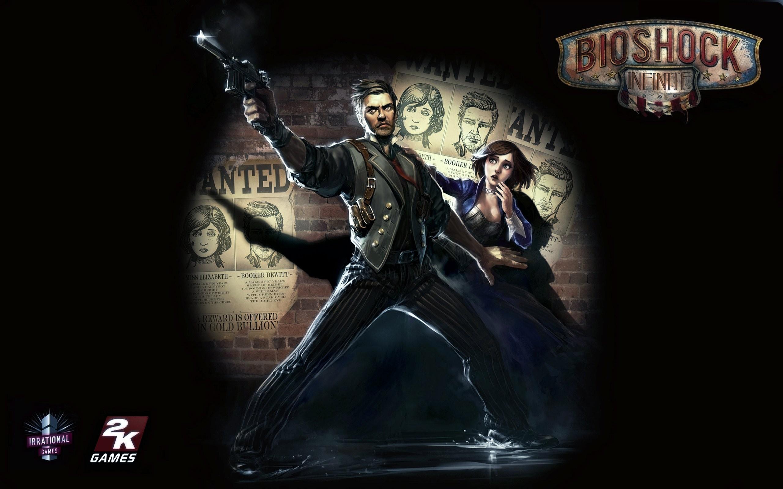Video Game – Bioshock Infinite Wallpaper