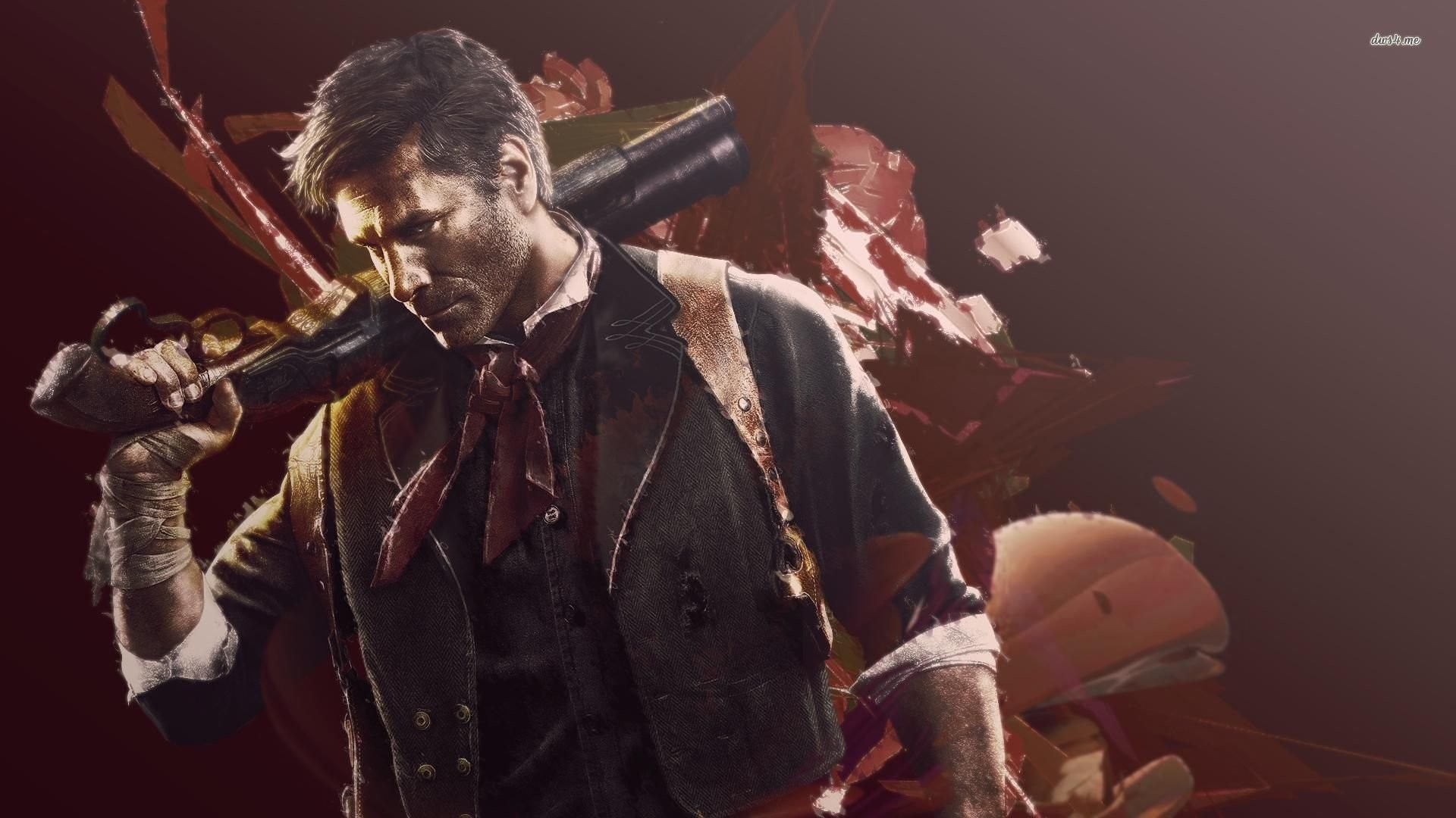 Booker DeWitt – BioShock Infinite …