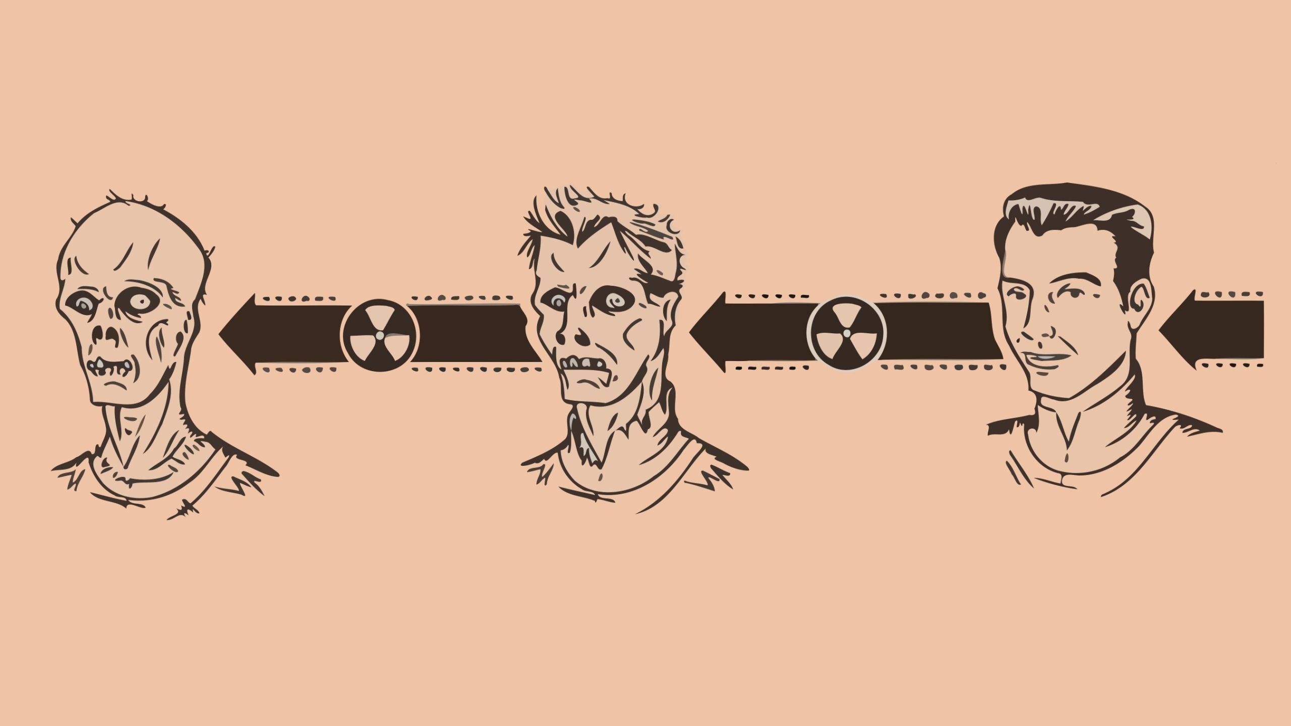 radiation, Humor, Fallout Wallpapers HD / Desktop and Mobile Backgrounds