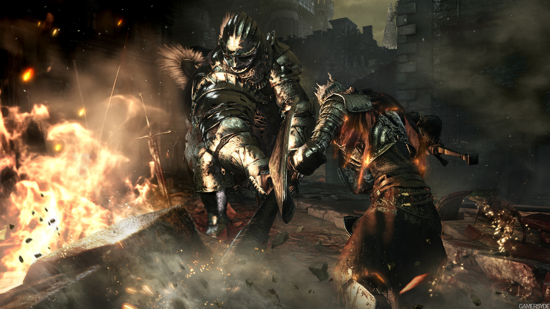 Dark Souls 3 Screenshoot HD Wallpaper