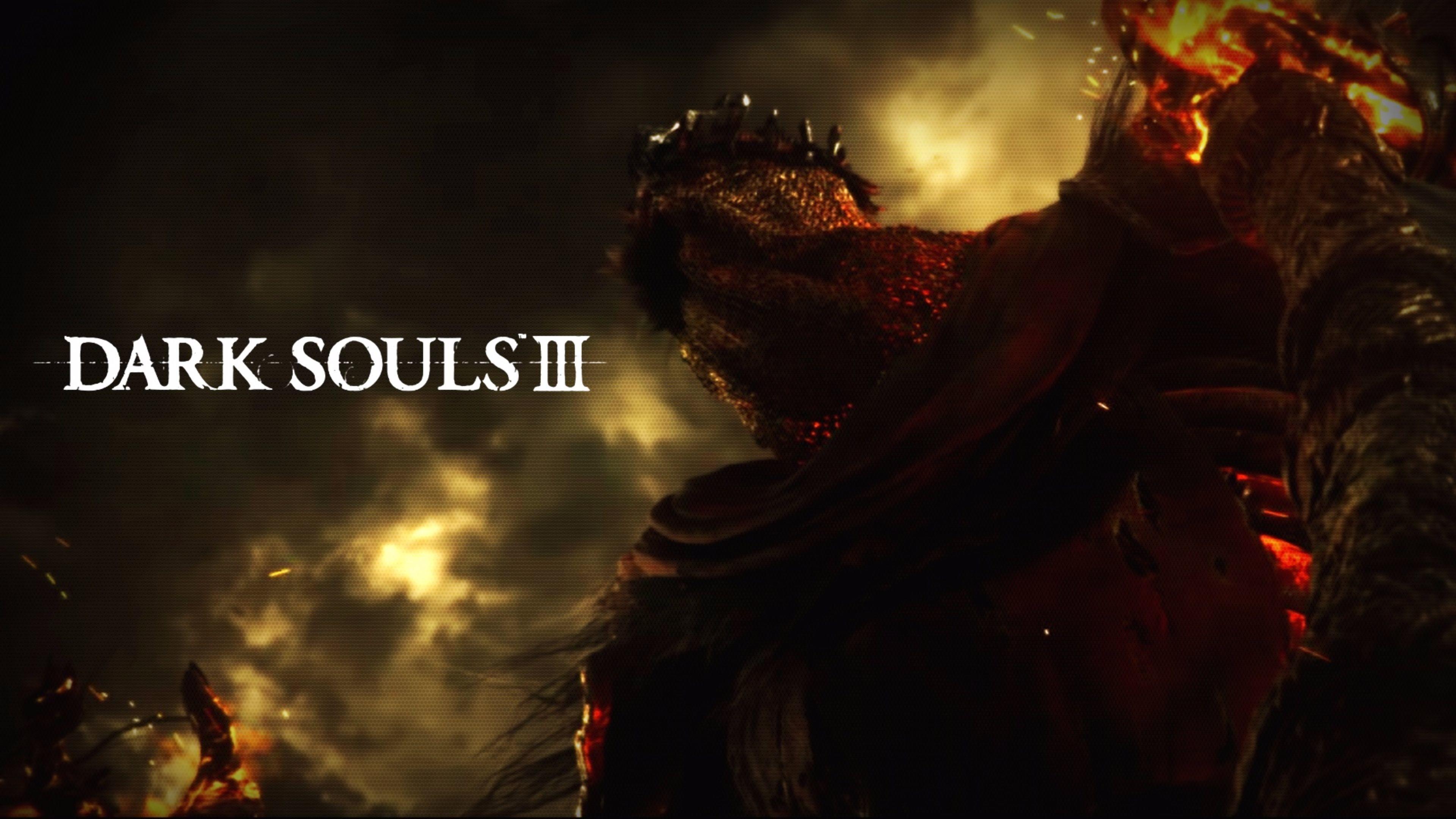 Dark Souls 3 4K UHD Wallpaper 3840×2160