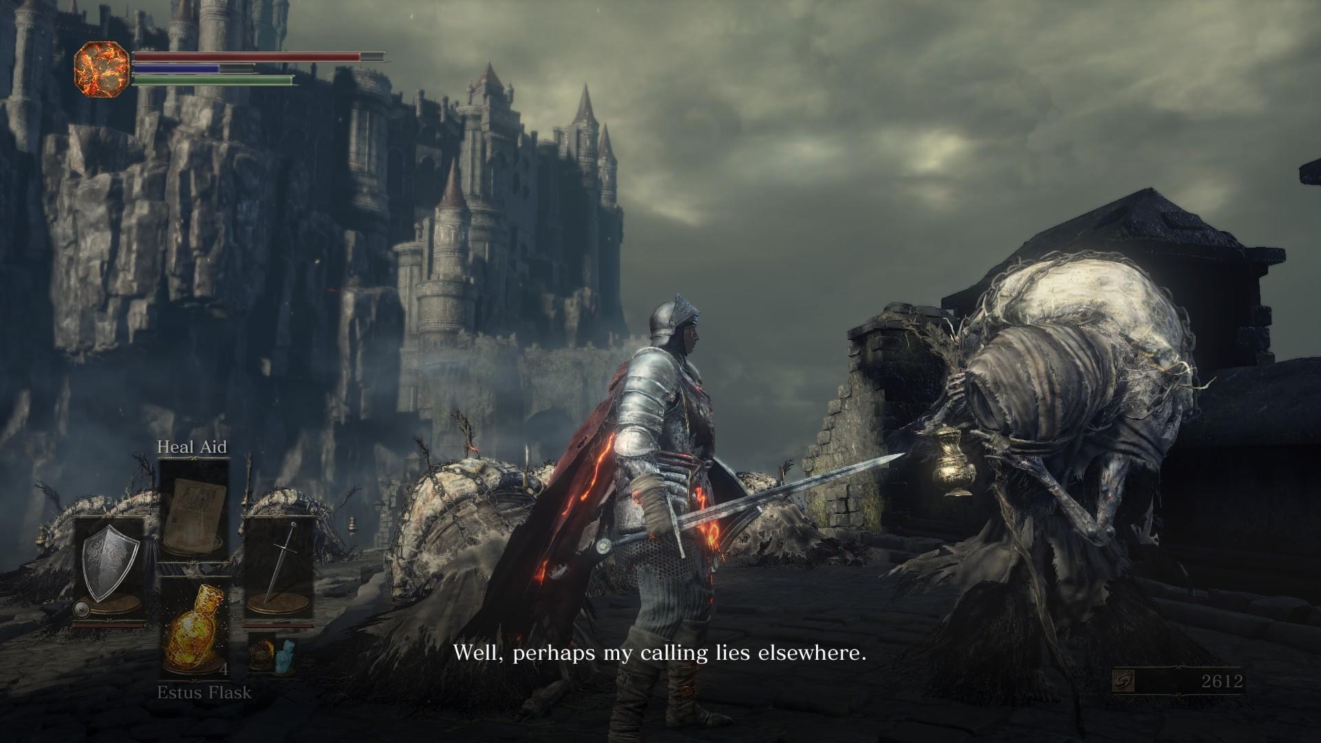 Dark Souls 3 review: Marching toward masochism