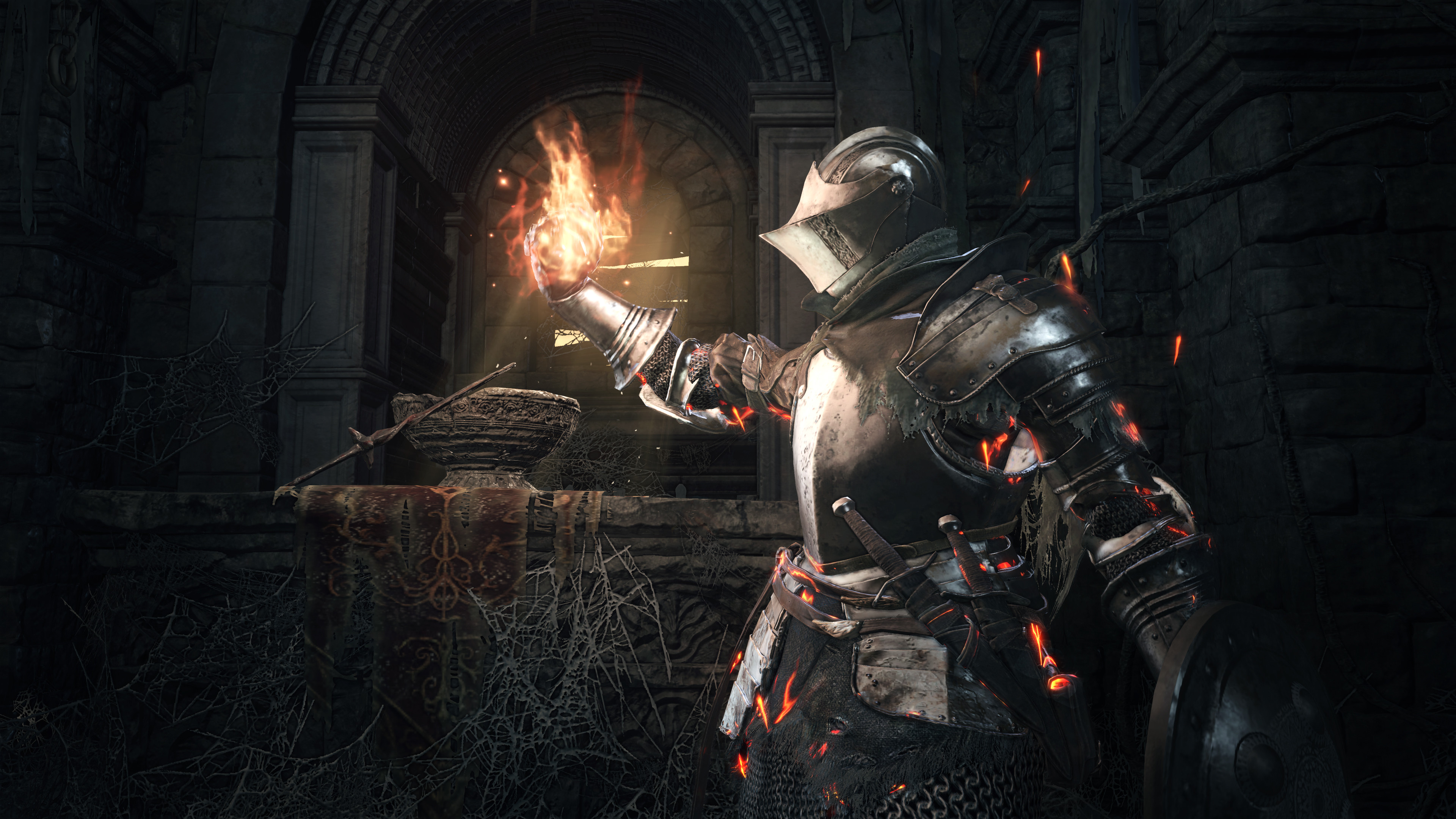 Using embers increases your maximum health and kindles you for future  fights.
