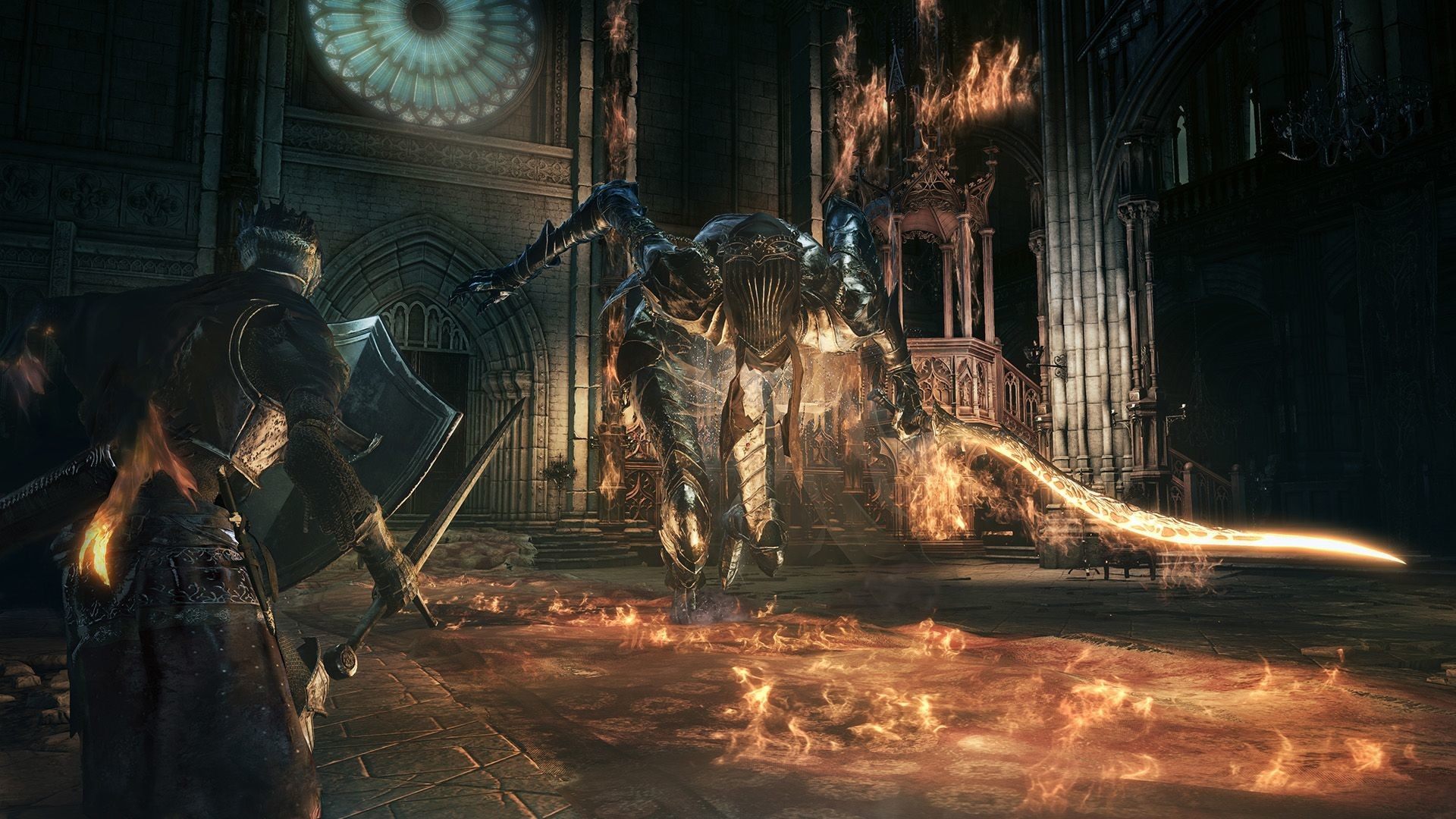 Dark Souls 3 Can Reach 60 FPS On PlayStation 4 Pro Following Update 1.11
