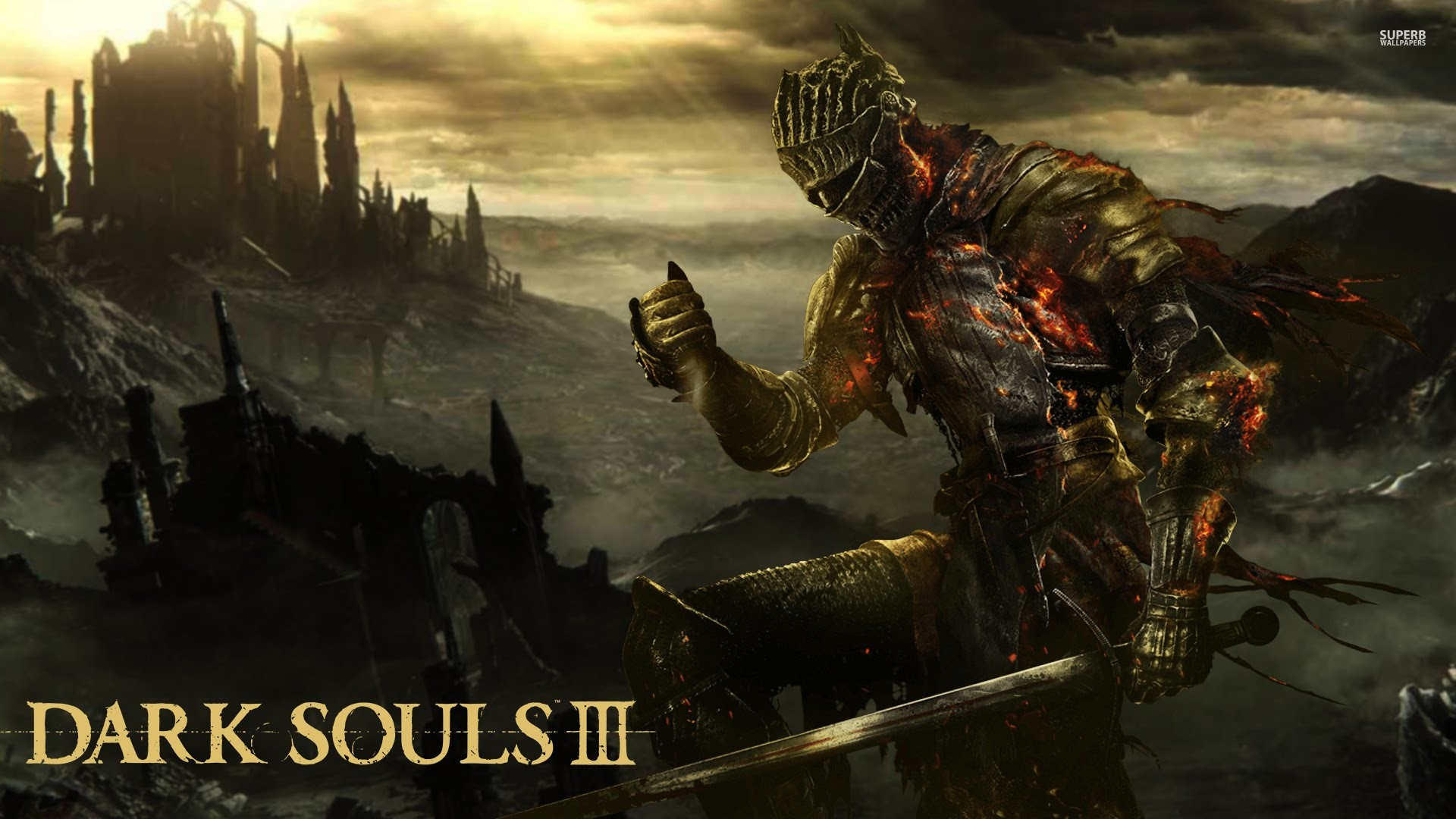 Dark Souls Live Wallpaper