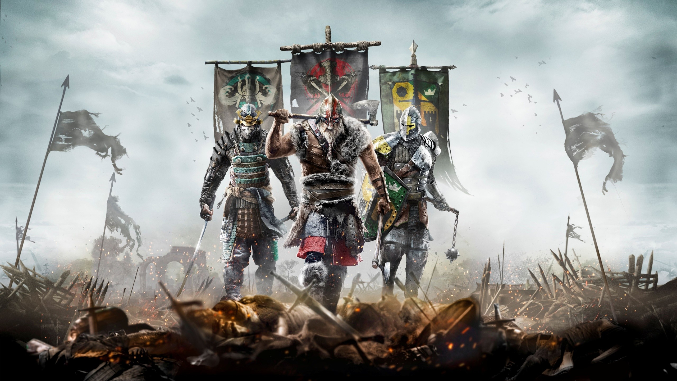 For Honor 2016 Game Wallpapers