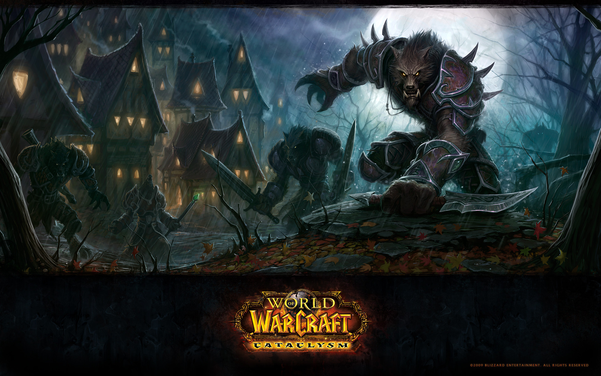 World of Warcraft Cataclysm Game Wallpapers   HD Wallpapers