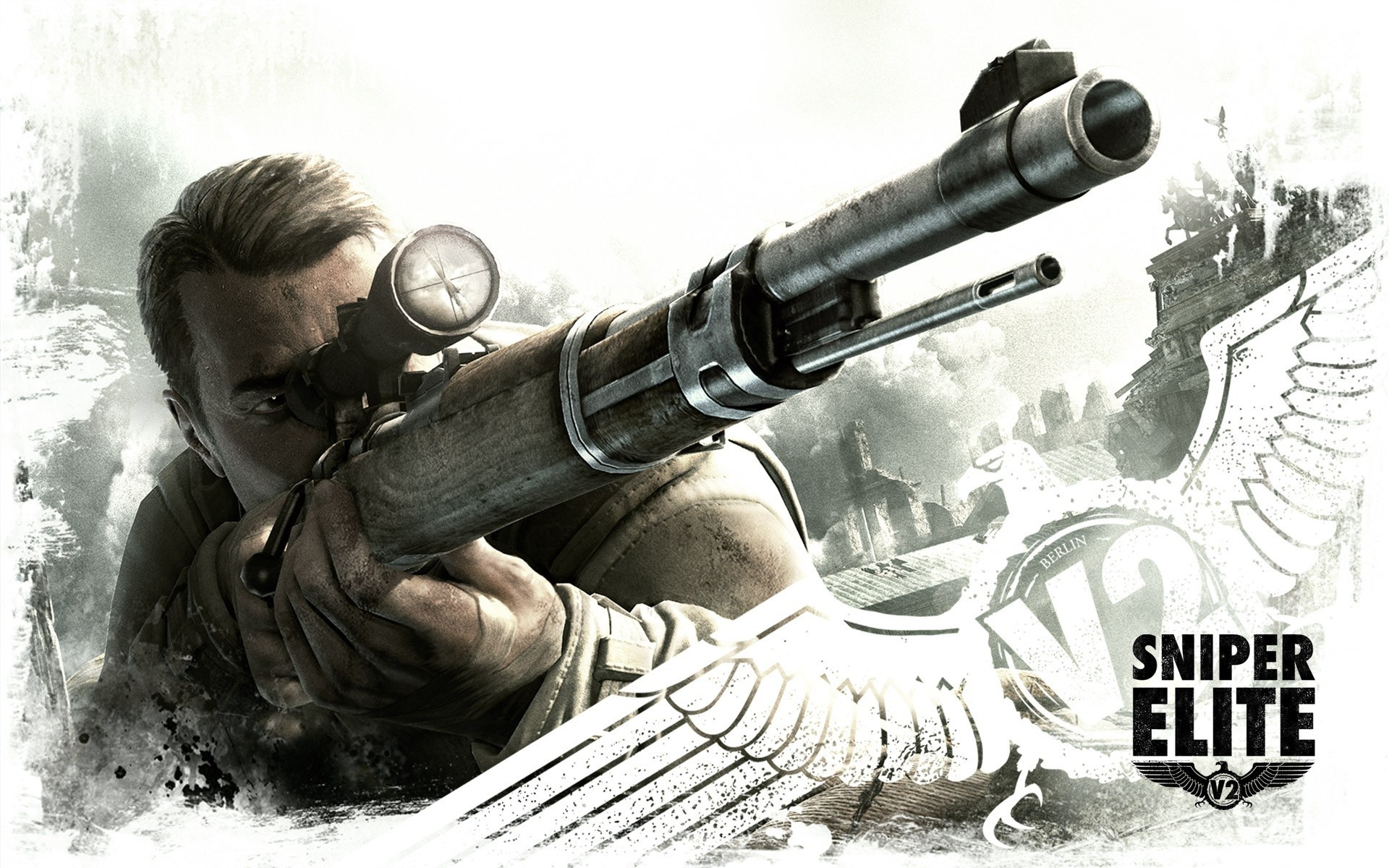 Sniper: Ghost Warrior PC game wallpaper thumb