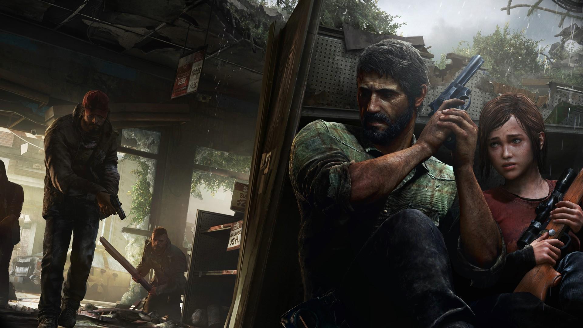 The Last Of Us Wallpaper 2