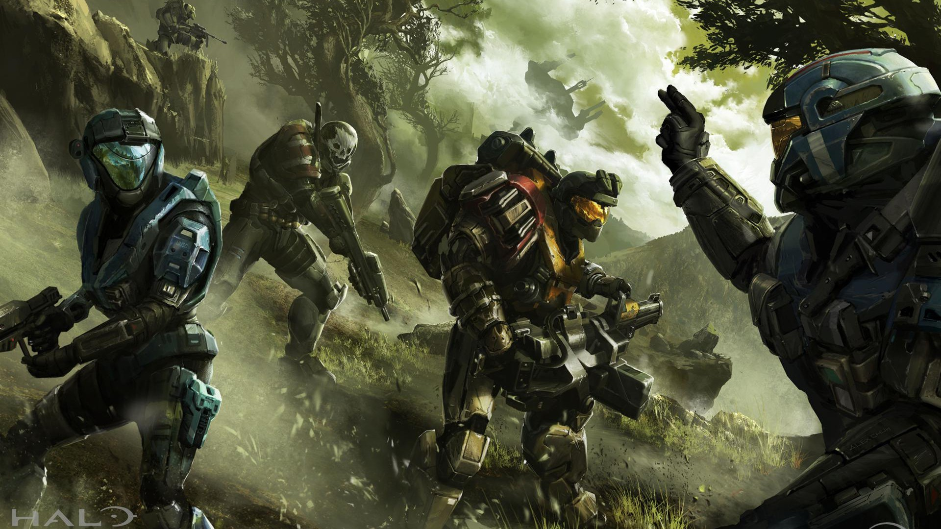 Halo Reach Wallpaper Hd 1080p