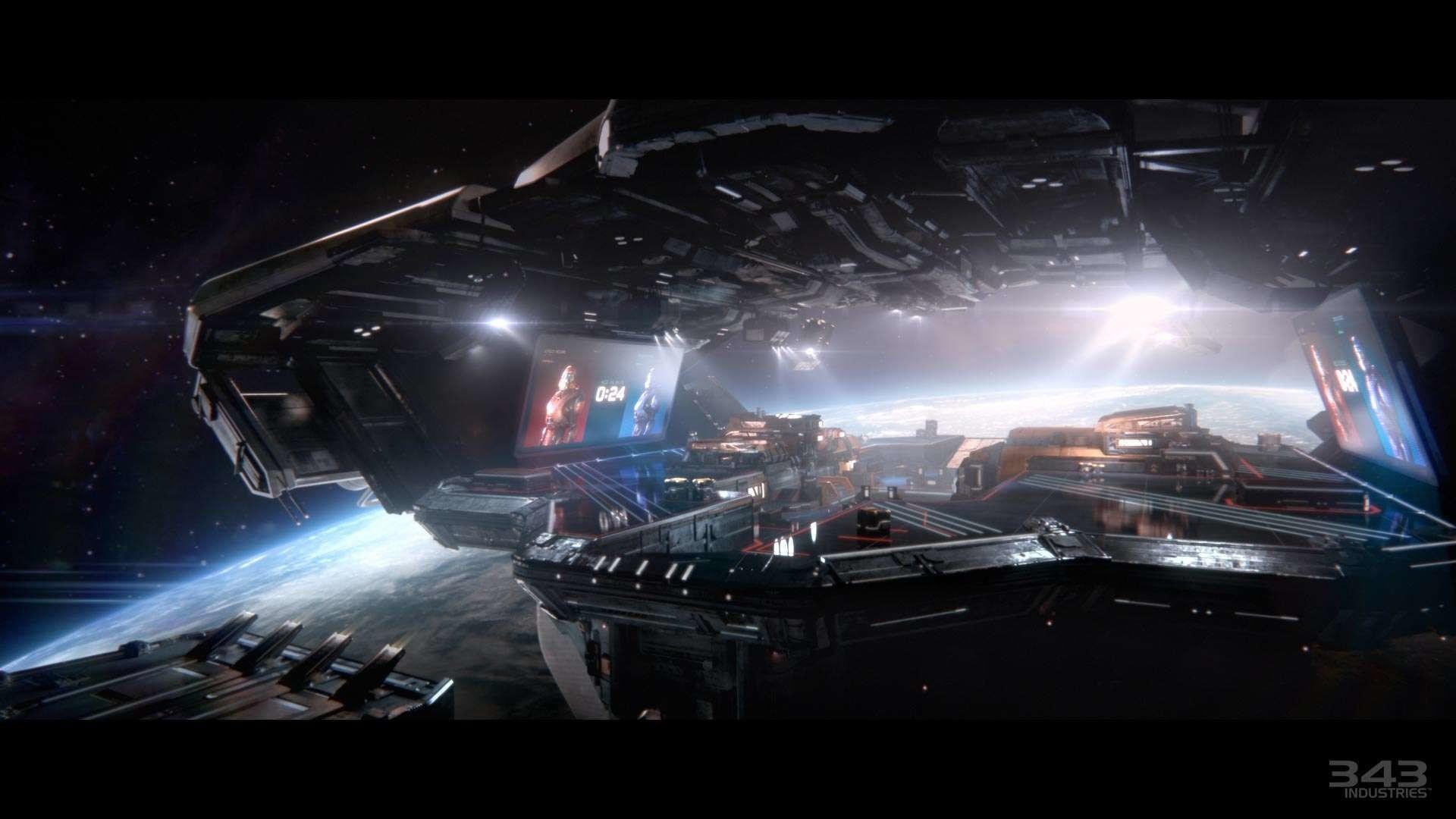 Wallpaper: Halo 5 Guardians 05 HD Wallpaper. Upload at October 2, 2014 .