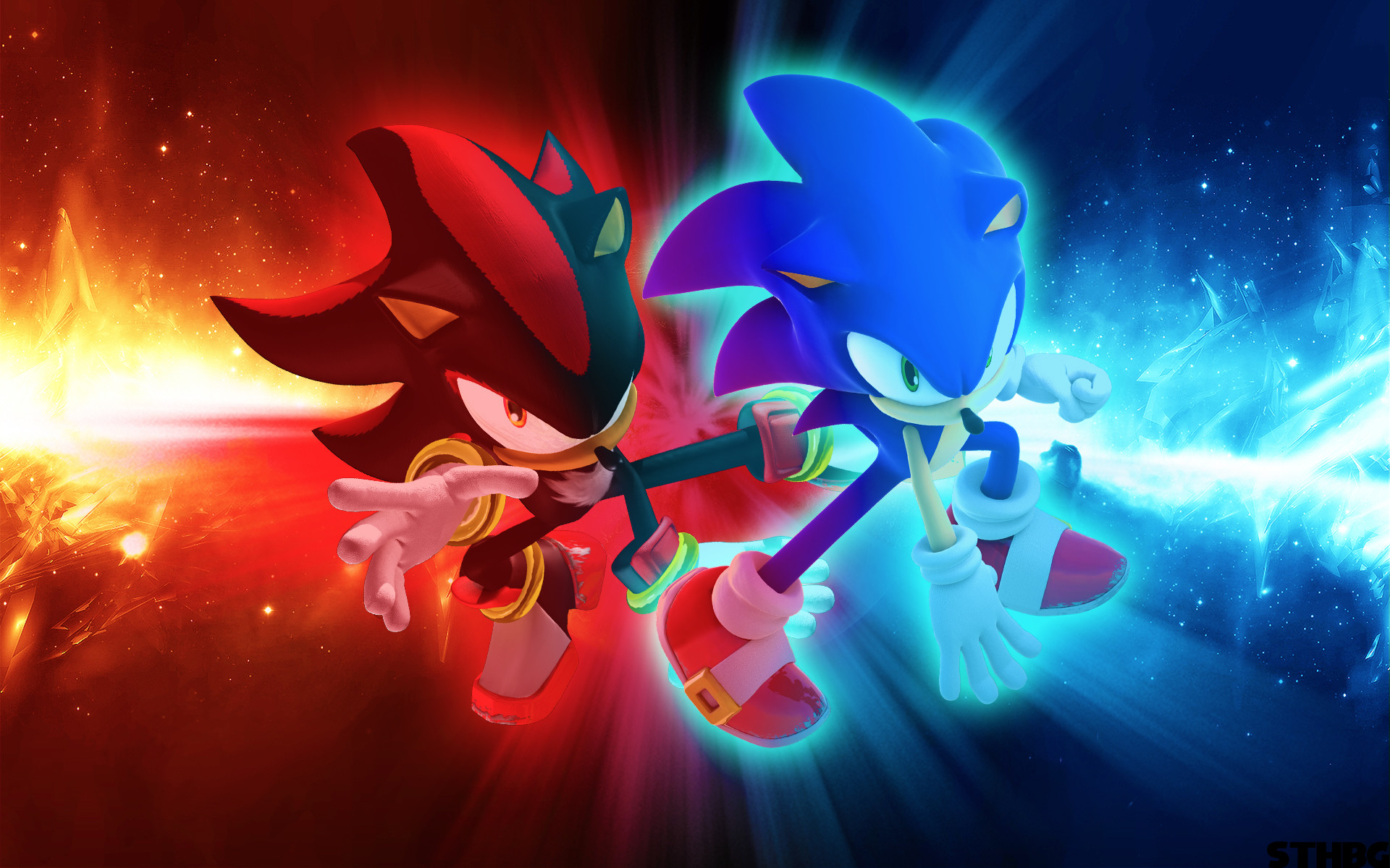 Sonic and Shadow Mobile HD Wallpapers Attachment 7697 – Amazing .