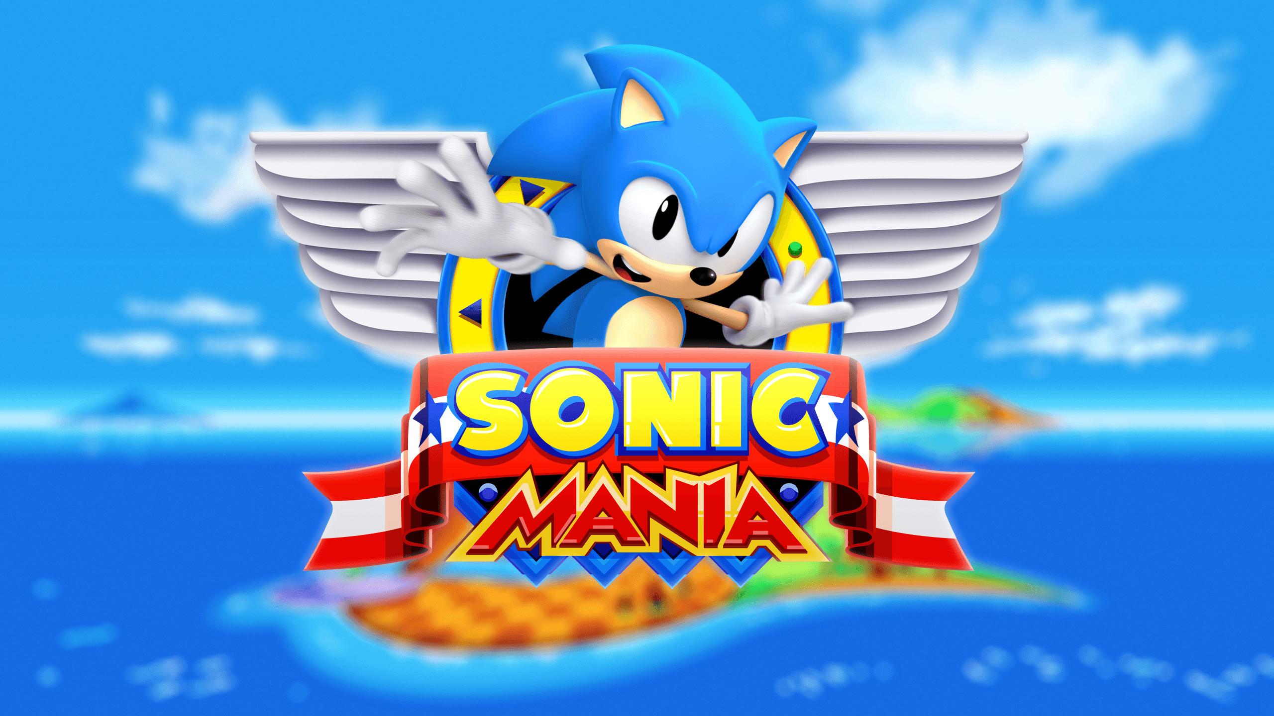 Sonic Mania HD by gameplayuk on DeviantArt