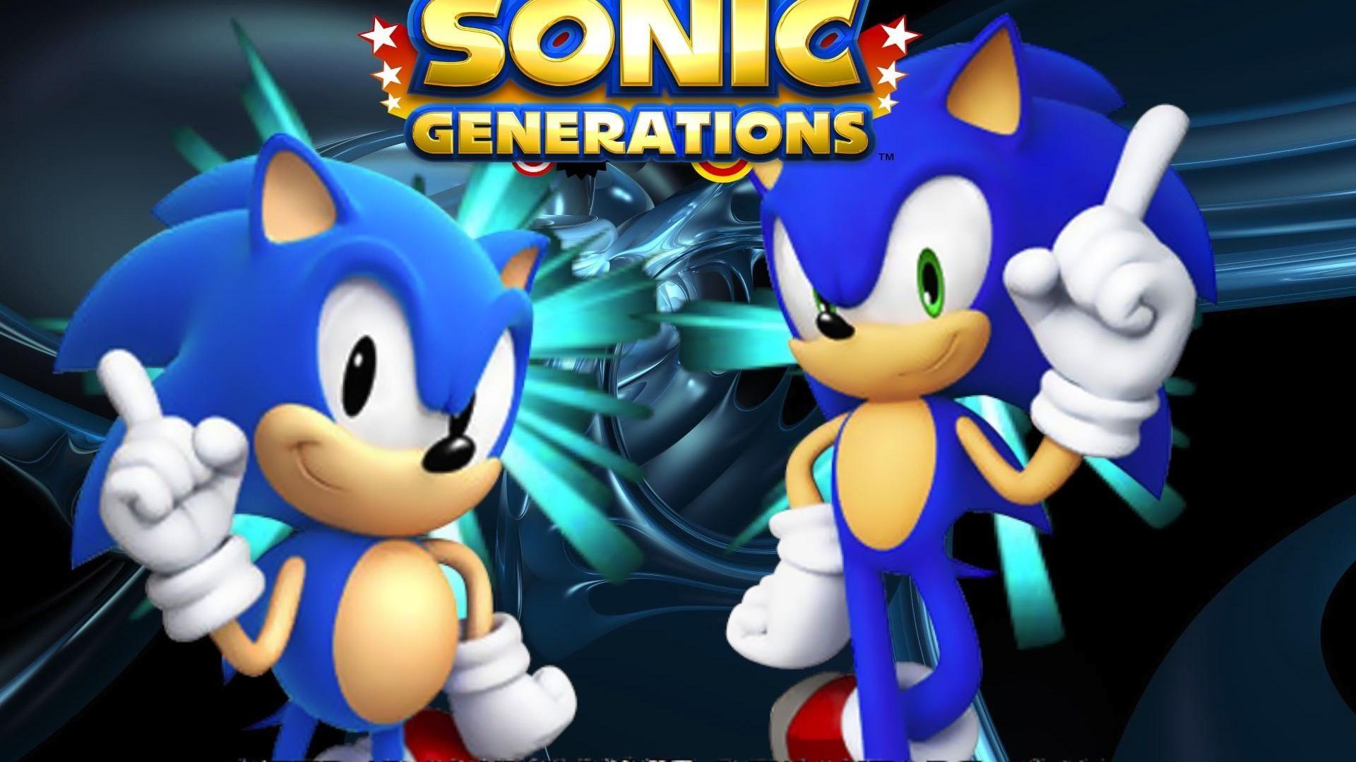 Sonic generations 1080×1920 Wallpaper, HDTV Desktop Wallpaper, HD .