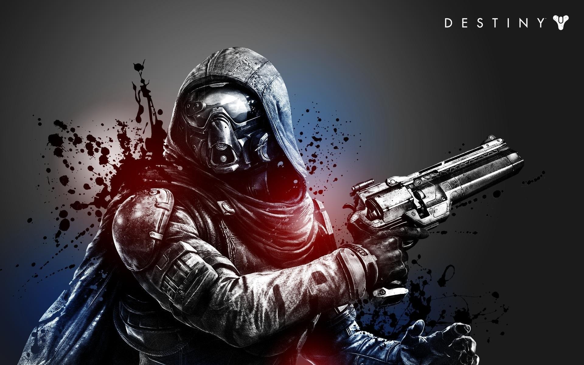 Hunter Destiny wallpaper