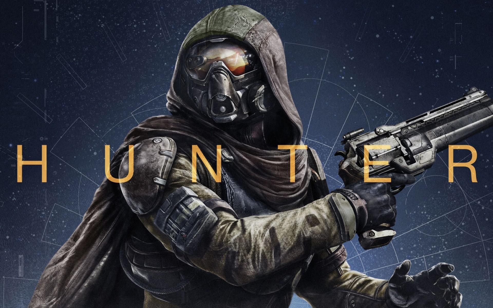 destiny hunter wallpaper. Â«Â«