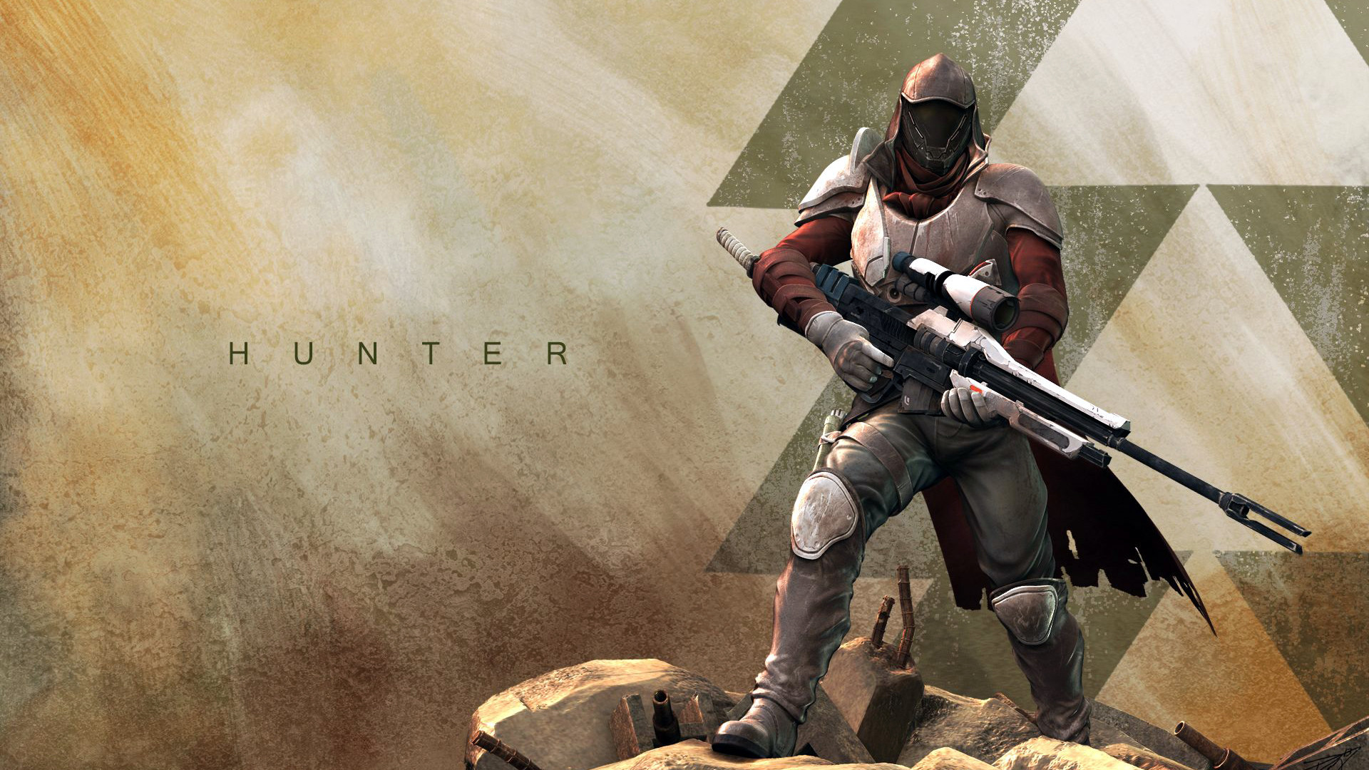 Destiny – Hunter Guardian wallpaper