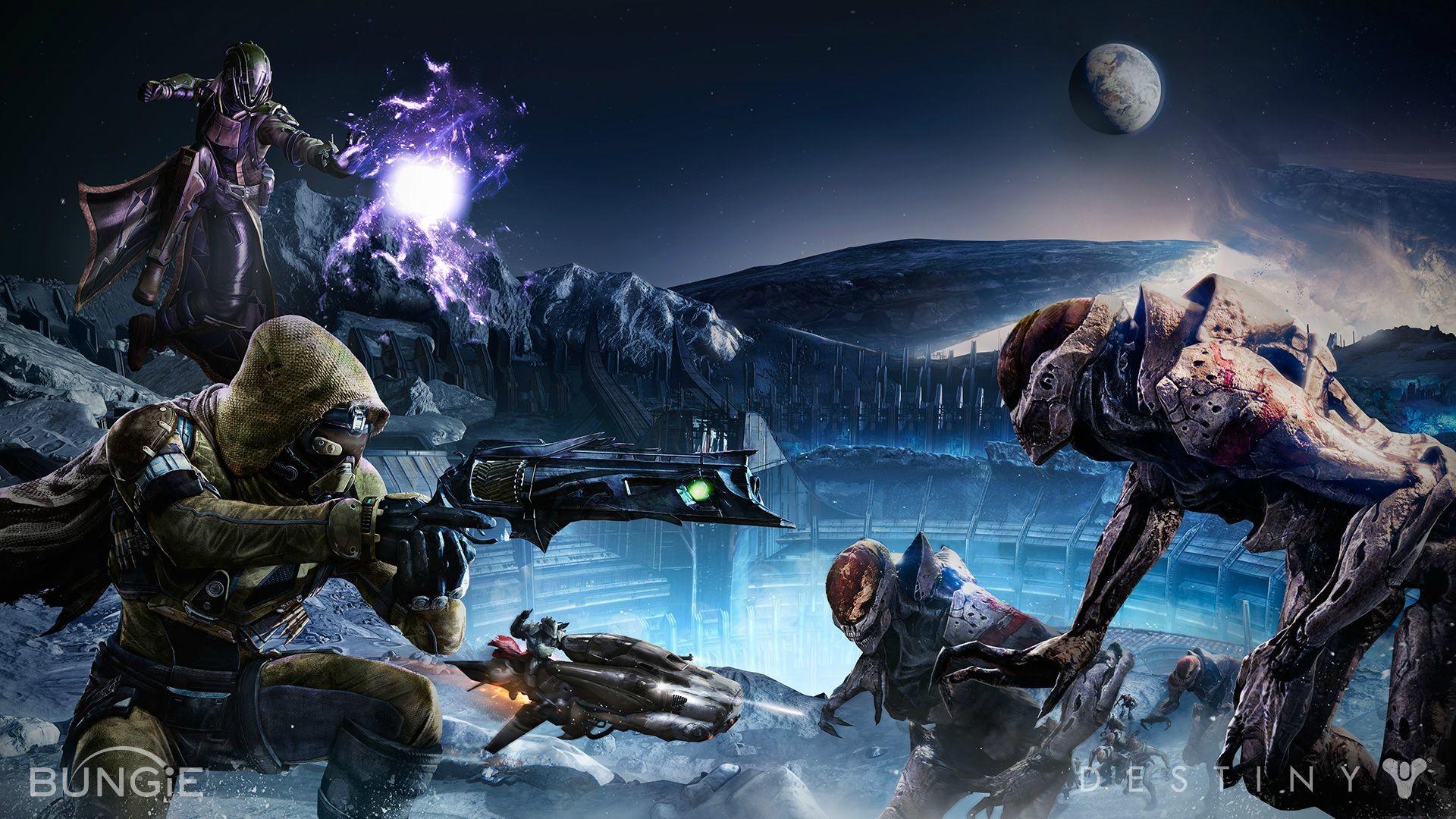 Games : Destiny In War Wallpaper Destiny Wallpaper .