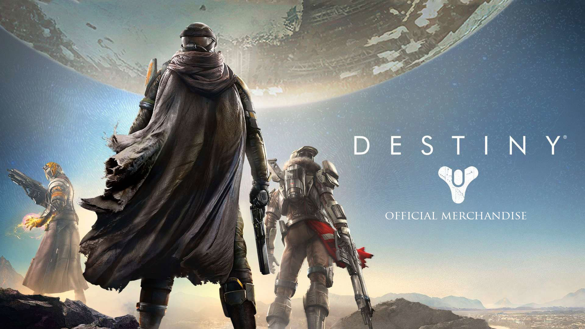 Destiny Game Official Poster